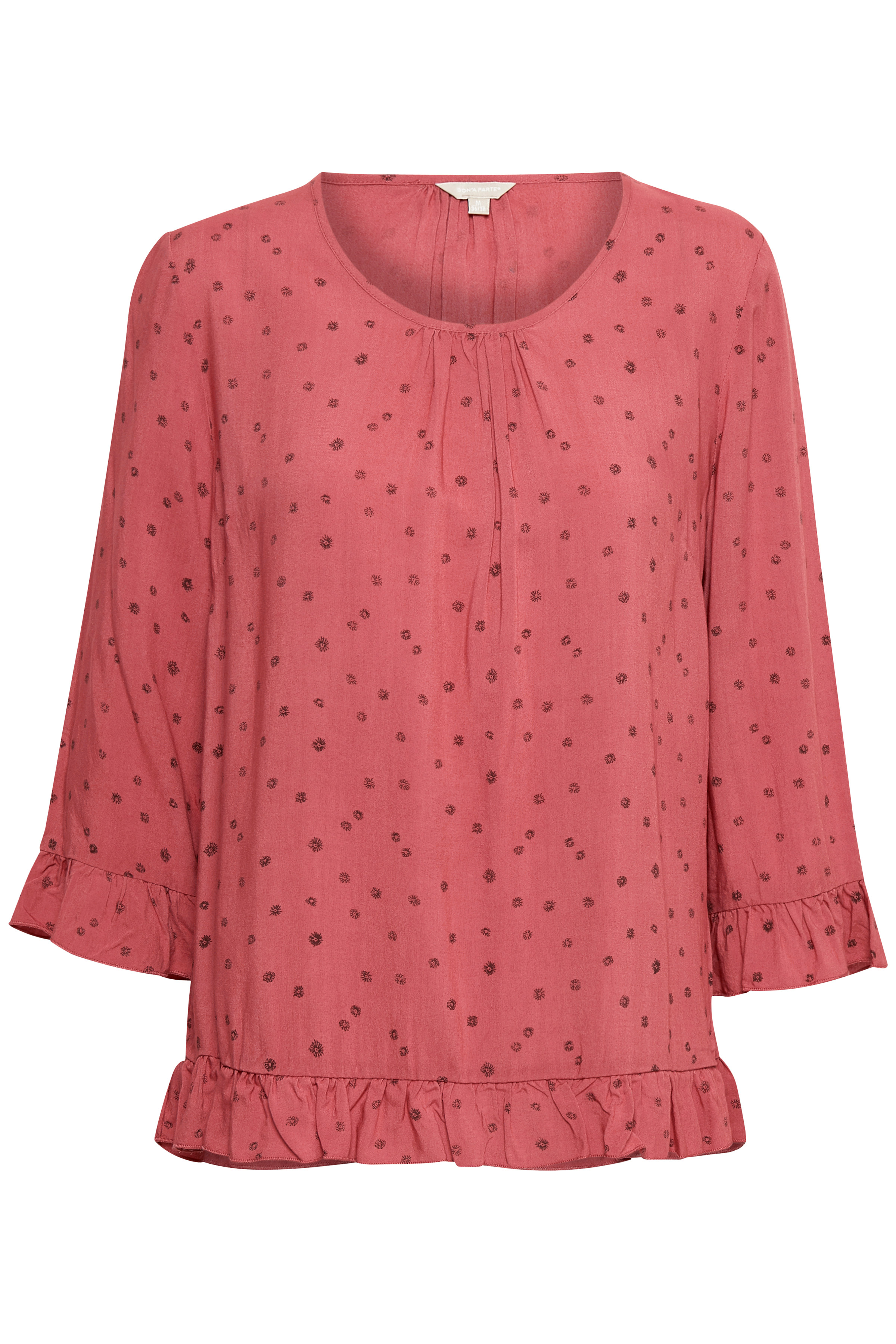 Image of BonA Parte Dame Fin Heshu bluse - Antik rosa