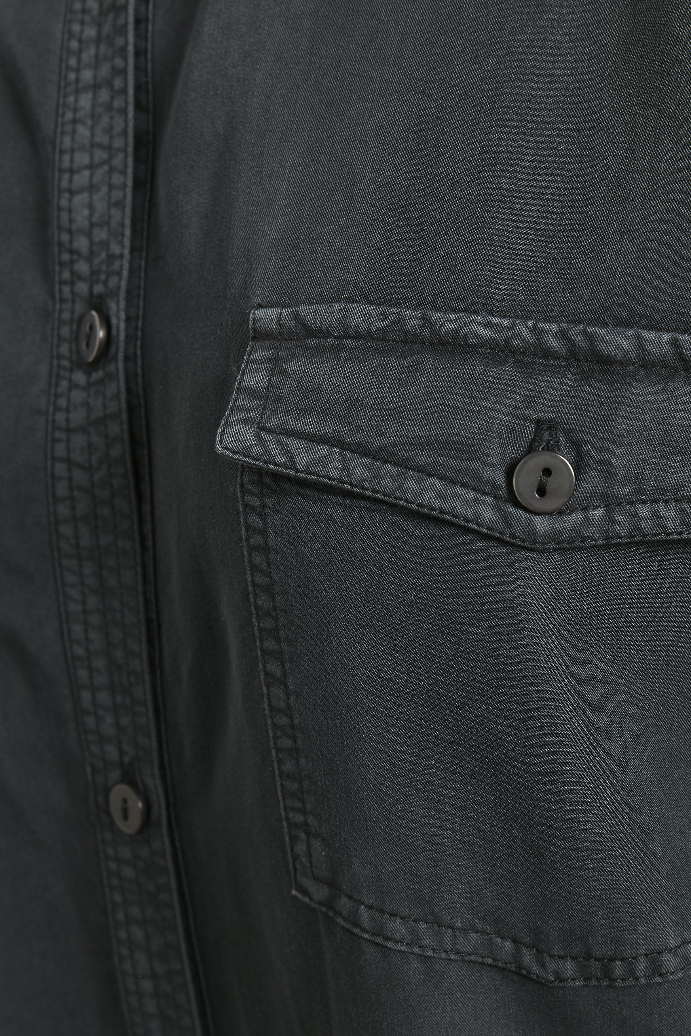 Antracitgrå Tunika från Bon'A Parte – Köp Antracitgrå Tunika från stl. S-2XL här
