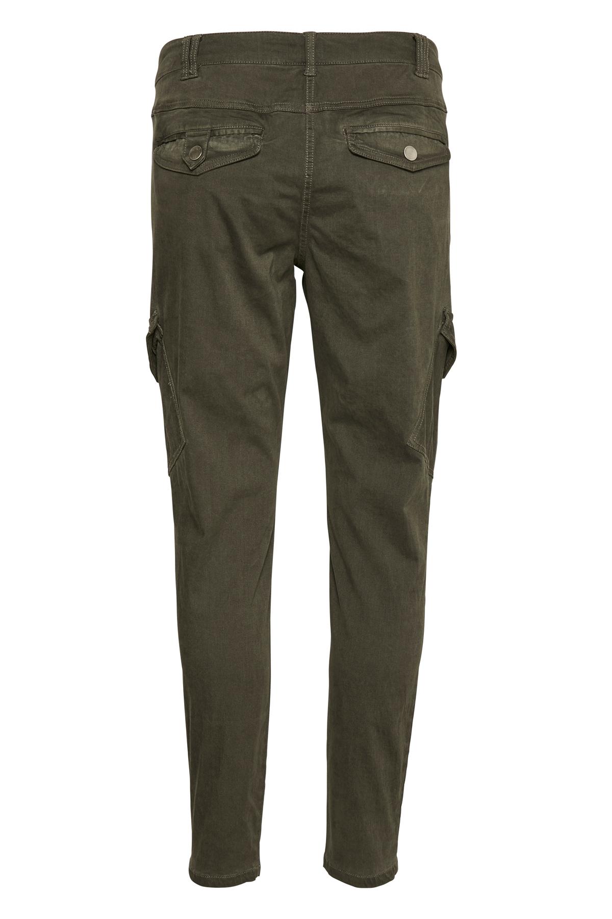 Army Casual bukser fra Bon'A Parte – Køb Army Casual bukser fra str. 36-48 her