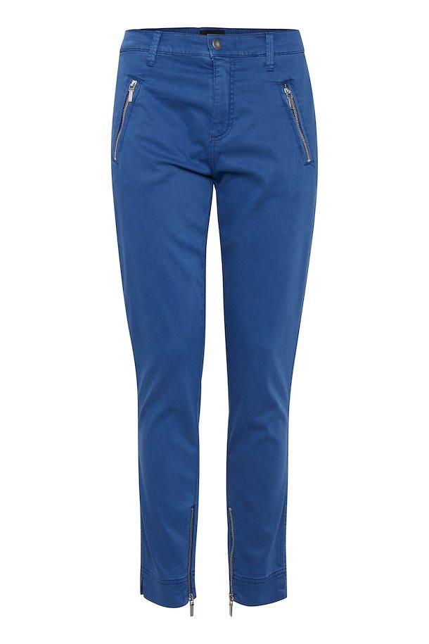 34dc796834b Blå Ankelbuks fra Pulz Jeans – Køb Blå Ankelbuks fra str. 32-46 her