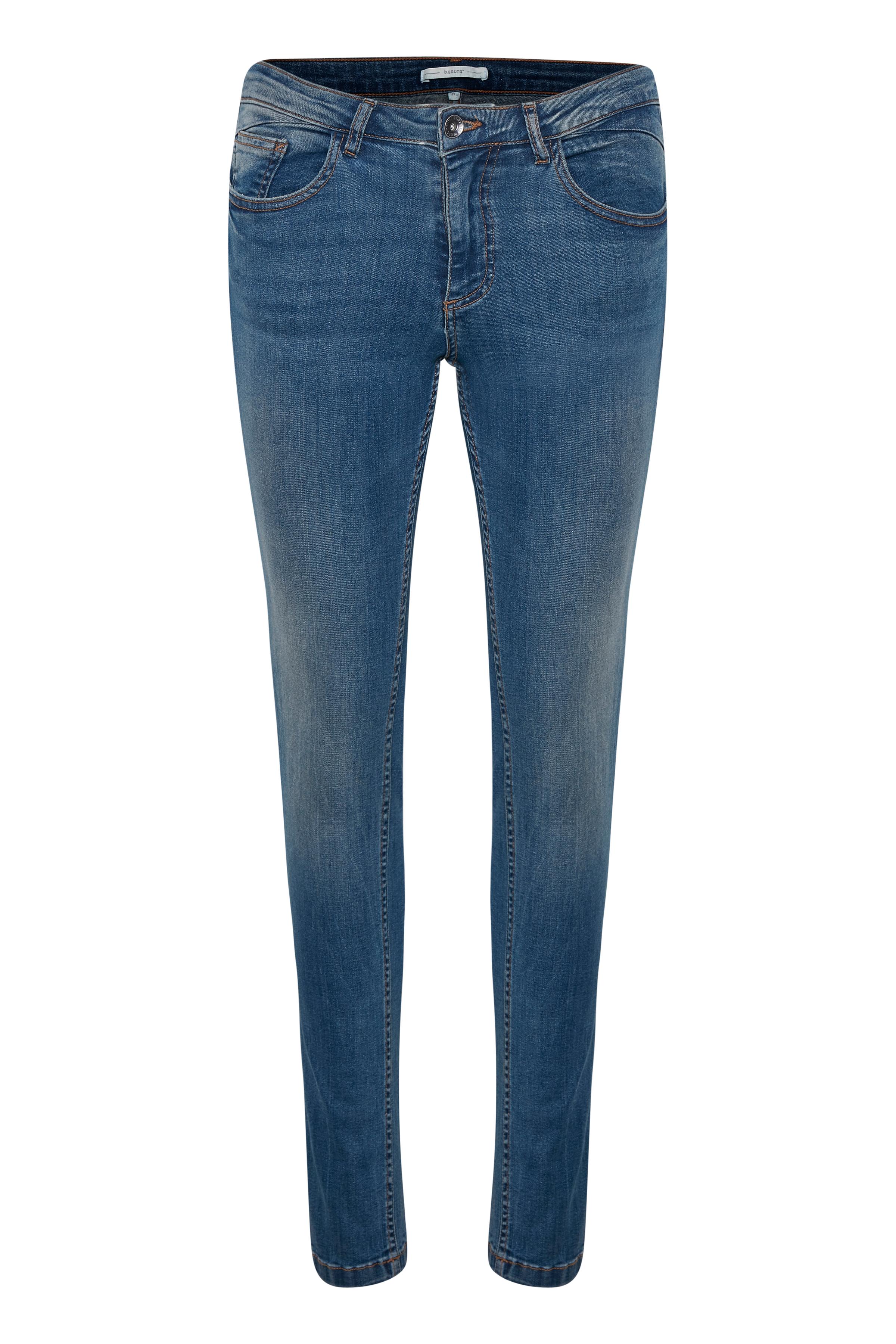 Blå Jeans från b.young – Köp Blå Jeans från stl. 25-36 här