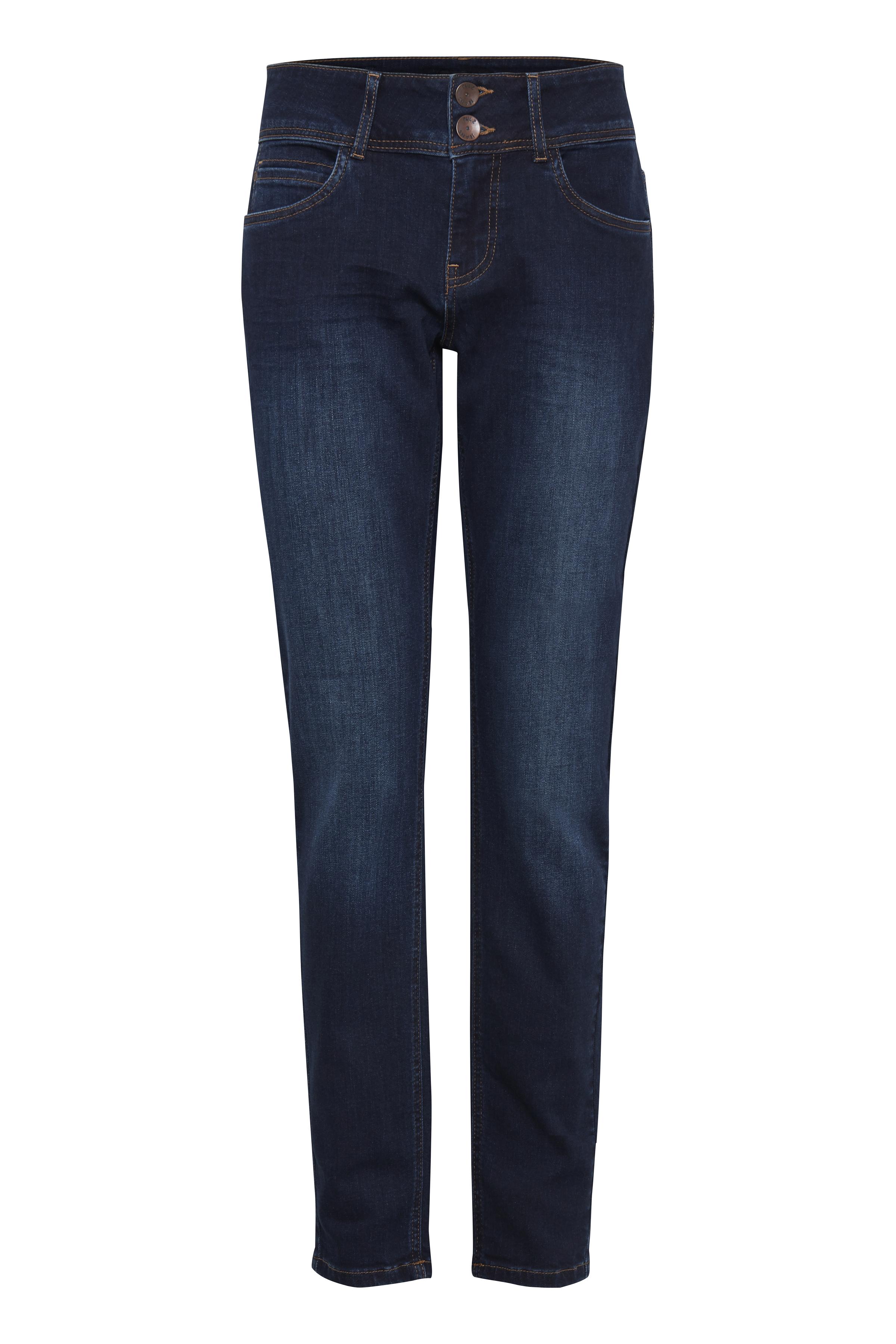 Image of Pulz Jeans Dame Jeans - Blå