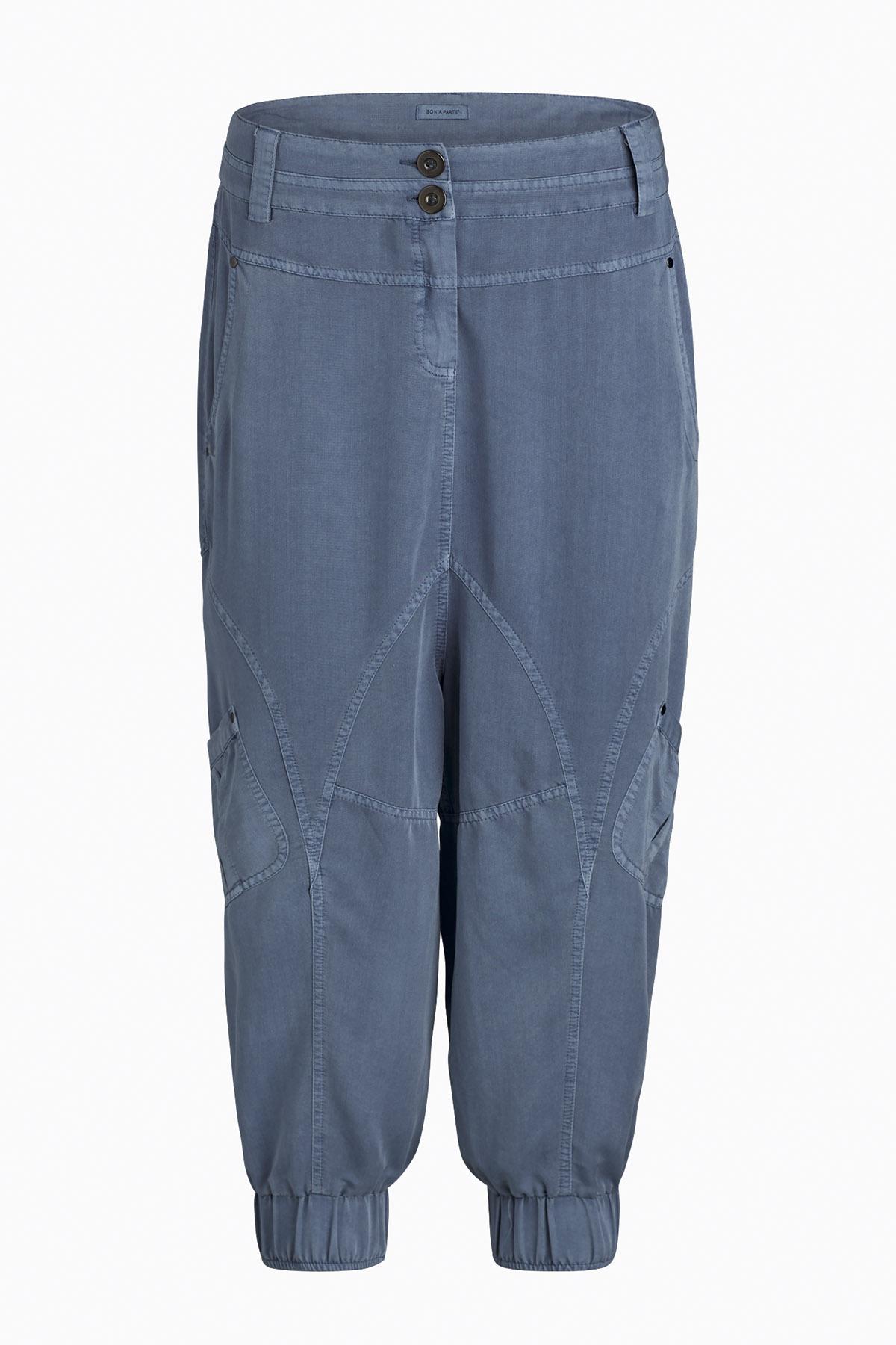 Image of BonA Parte Dame Jeans - Blå