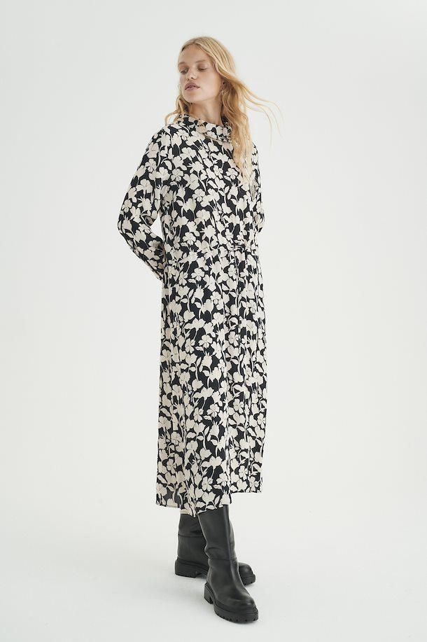 Black Flower Contur Kleid Von Inwear Shoppen Sie Black Flower Contur Kleid Ab Gr 32 44