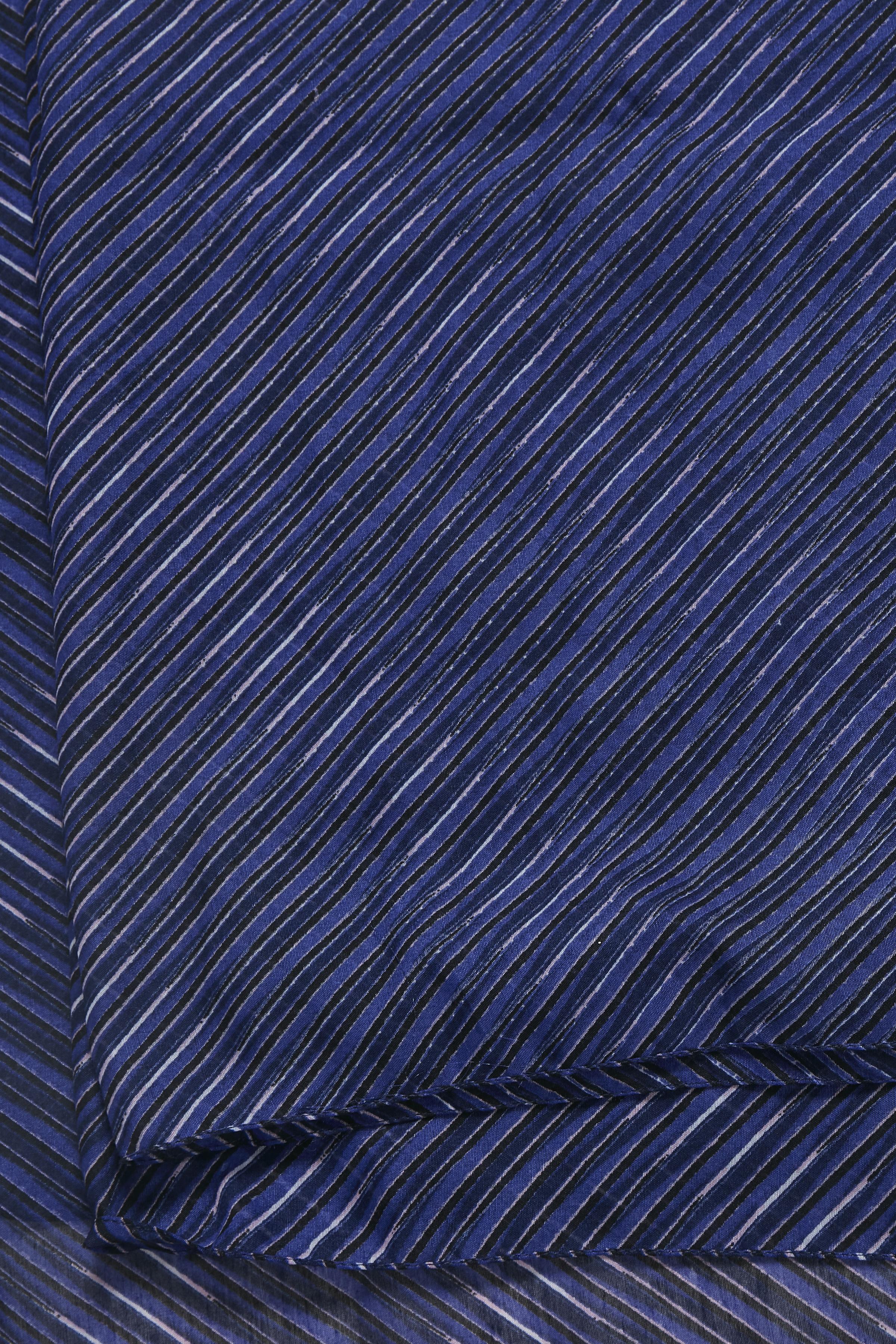 Blau/schwarz Tuch von Fransa – Shoppen Sie Blau/schwarz Tuch ab Gr. ONE hier
