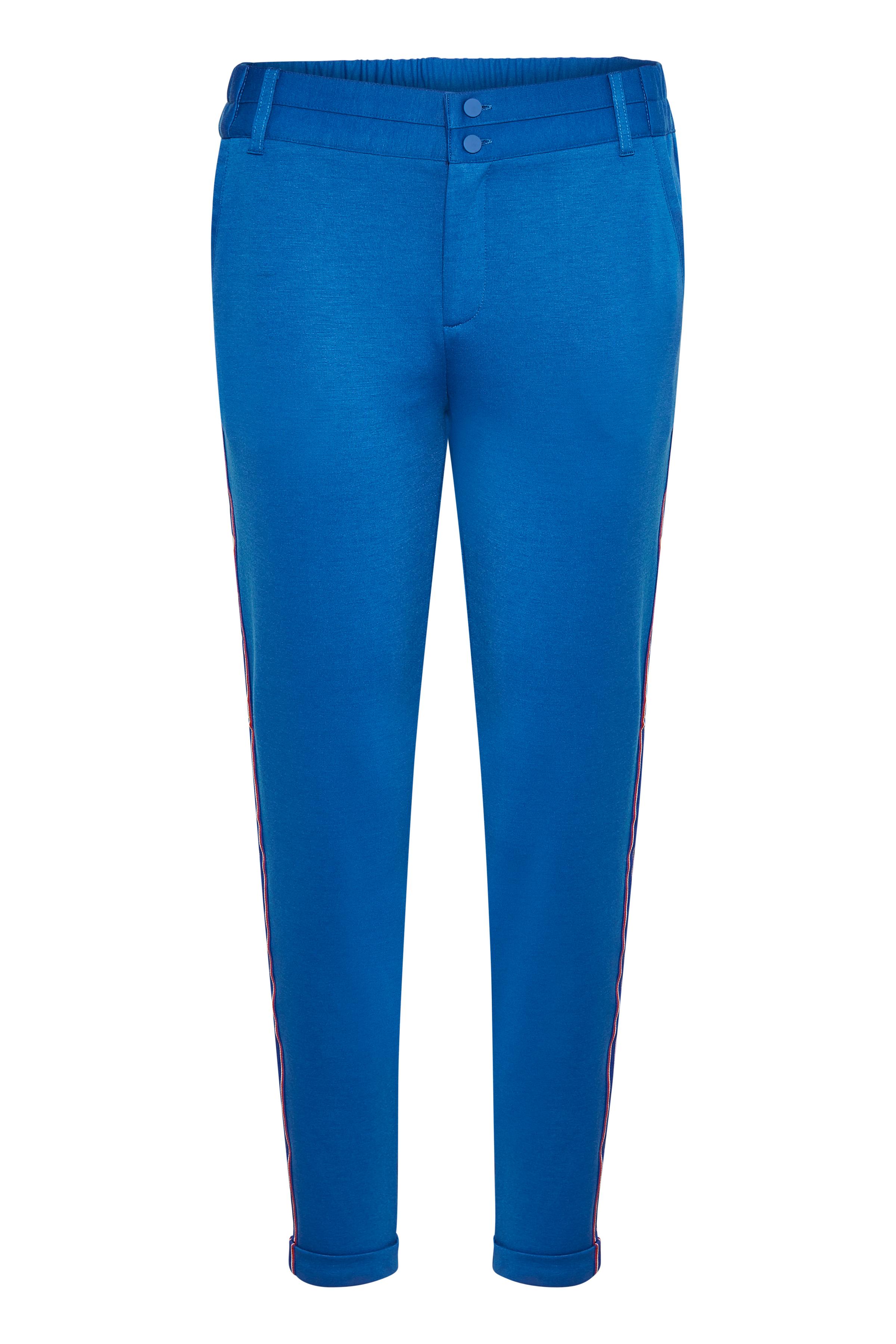 Blue Iolite Bukser fra Kaffe – Køb Blue Iolite Bukser fra str. XS-XXL her