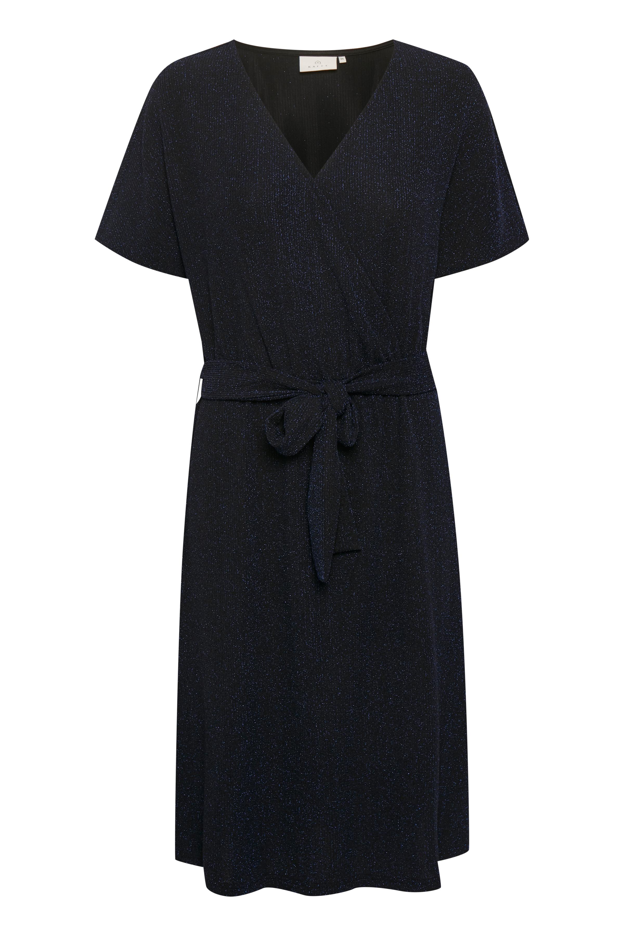 Blue Iolite Strickad klänning från Kaffe – Köp Blue Iolite Strickad klänning från stl. XS-XXL här