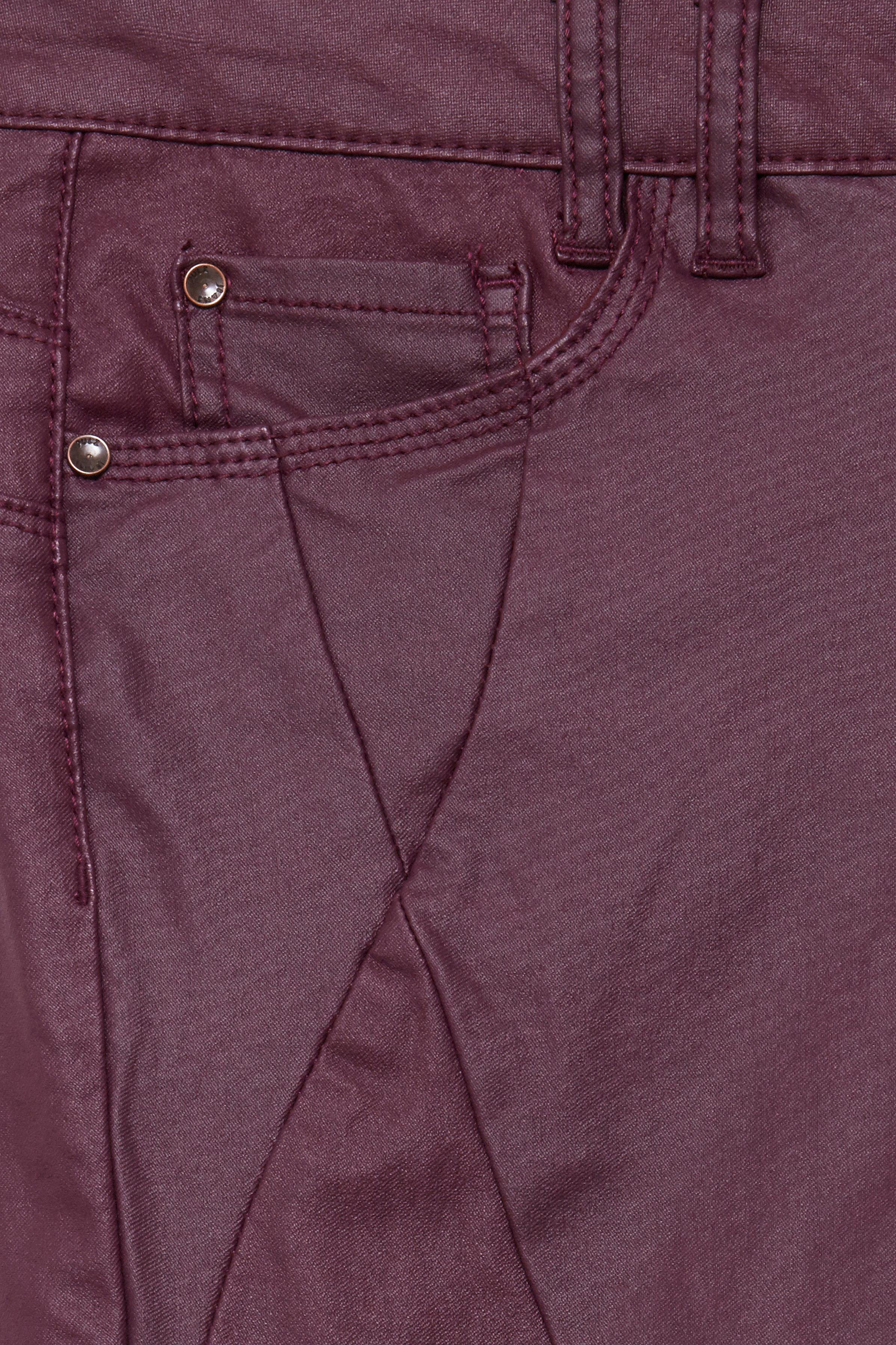 Bordeaux Casual byxor från Pulz Jeans – Köp Bordeaux Casual byxor från stl. 32-46 här