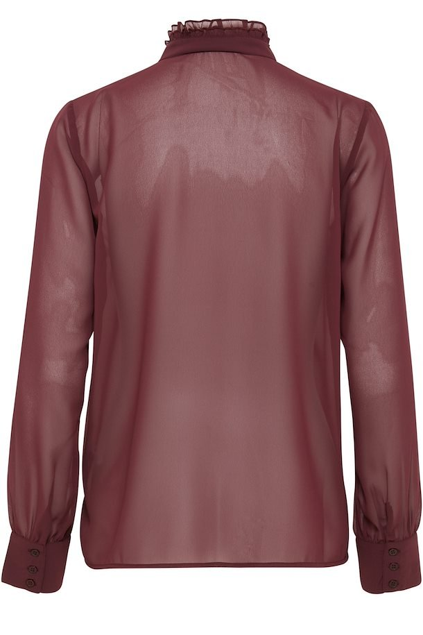71a670517d02 Bordeaux Langærmet skjorte fra Fransa – Køb Bordeaux Langærmet skjorte fra  str. XS-XXL her