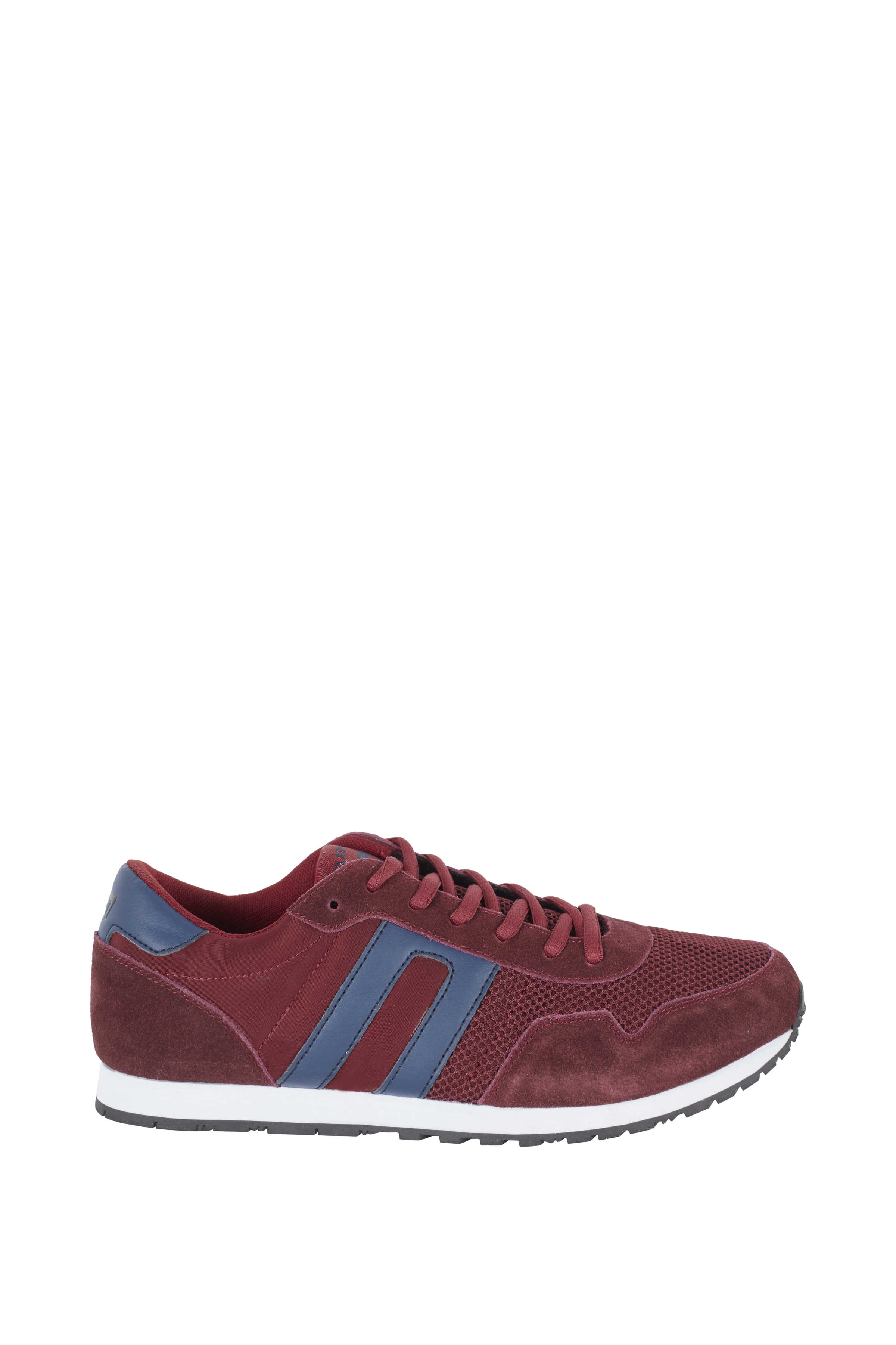 Blend He Shoes Herre Sneakers - Bordeaux