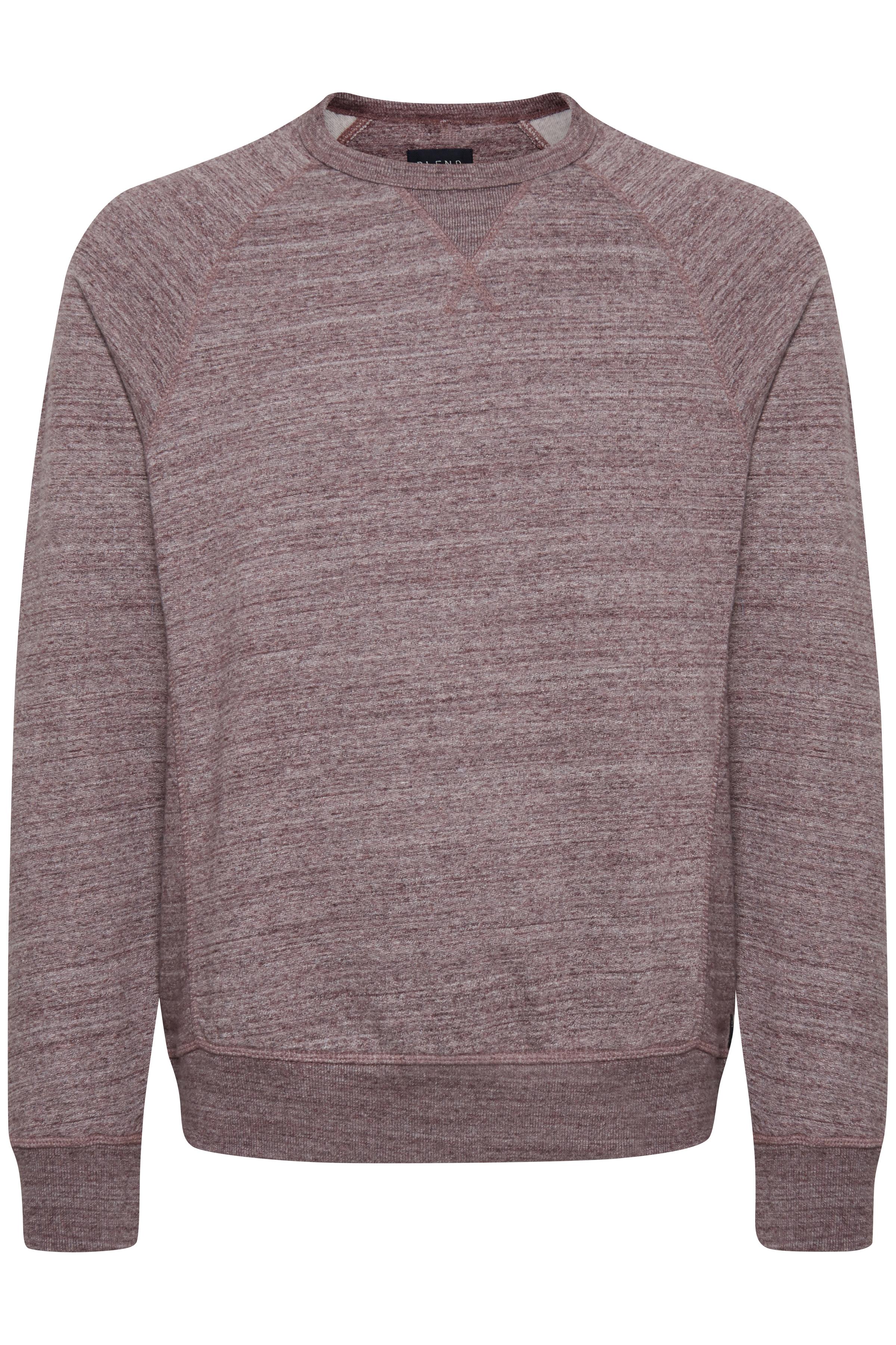 Blend He Herre Cool sweatshirt - Bordeaux