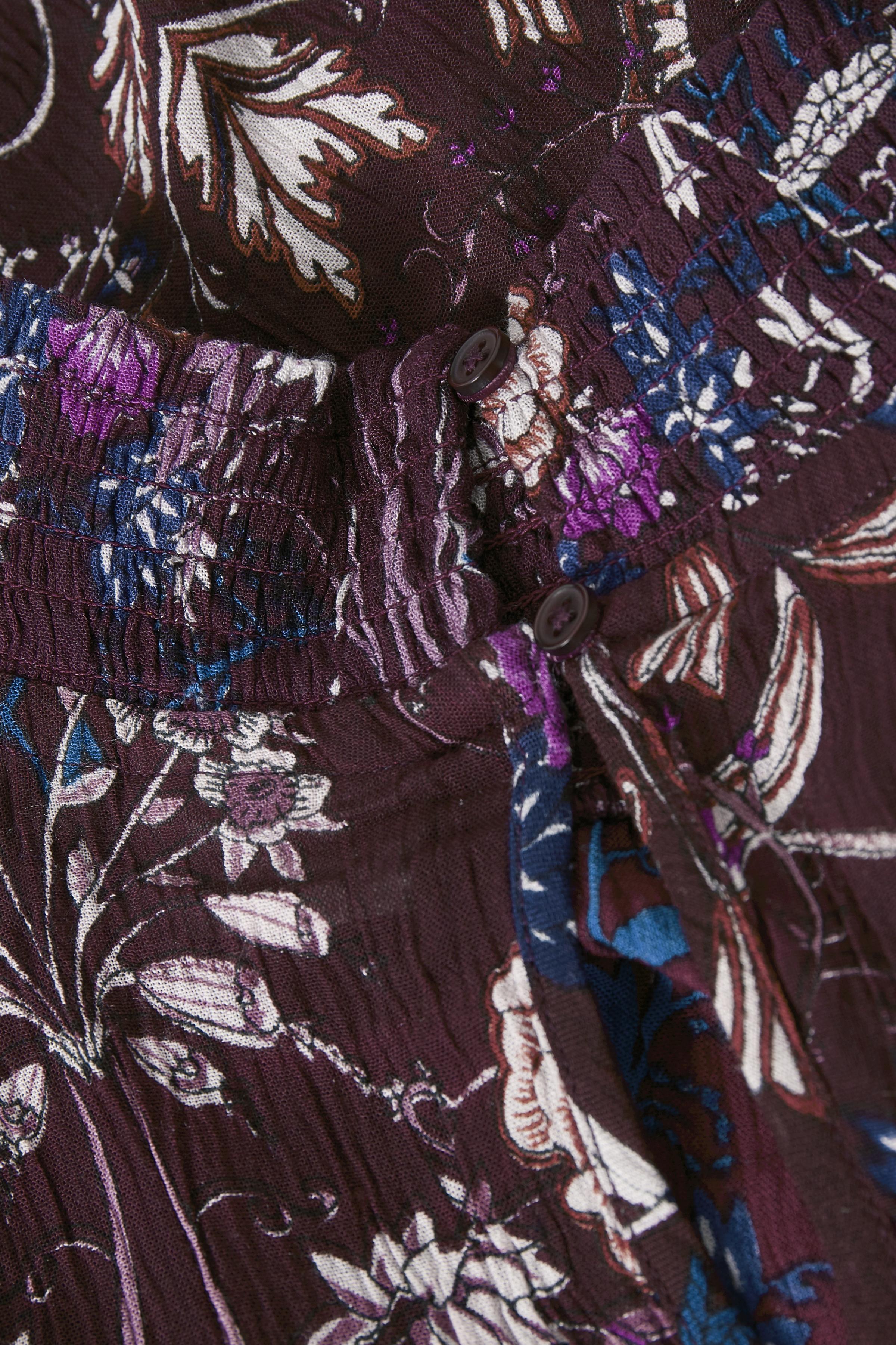 Bordeaux/wollweiß Kleid von Kaffe – Shoppen Sie Bordeaux/wollweiß Kleid ab Gr. 34-46 hier