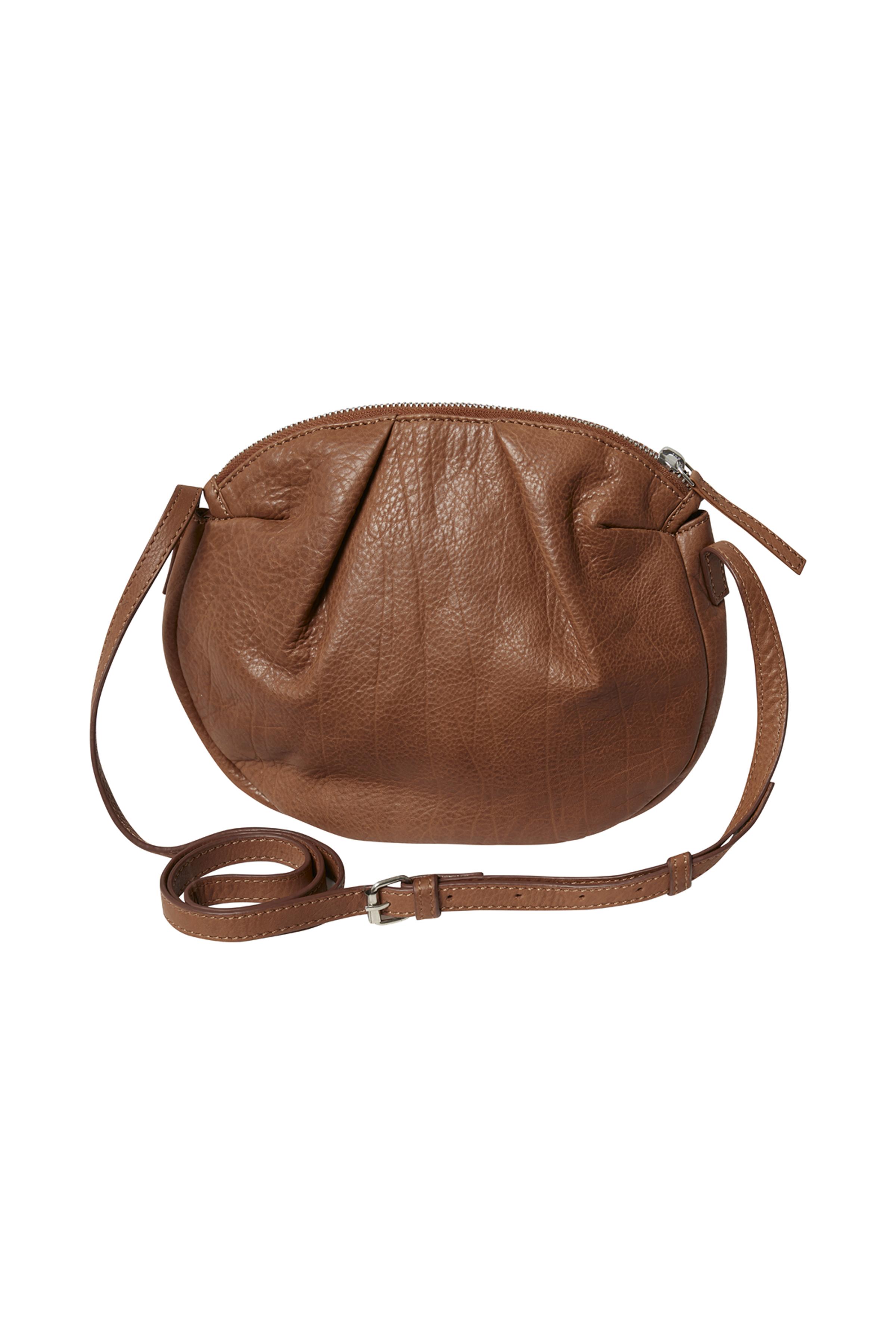 Image of   Ichi - accessories Dame Lædertaske - Brun
