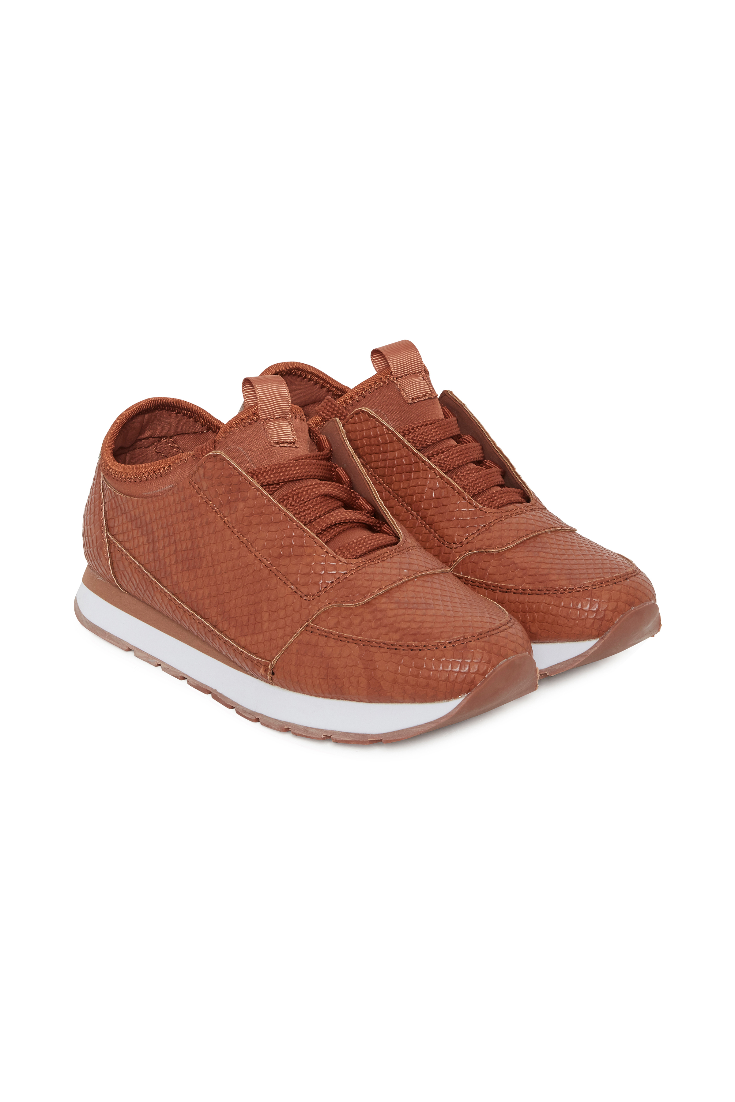 Image of   Ichi - accessories Dame Sneakers - Brun