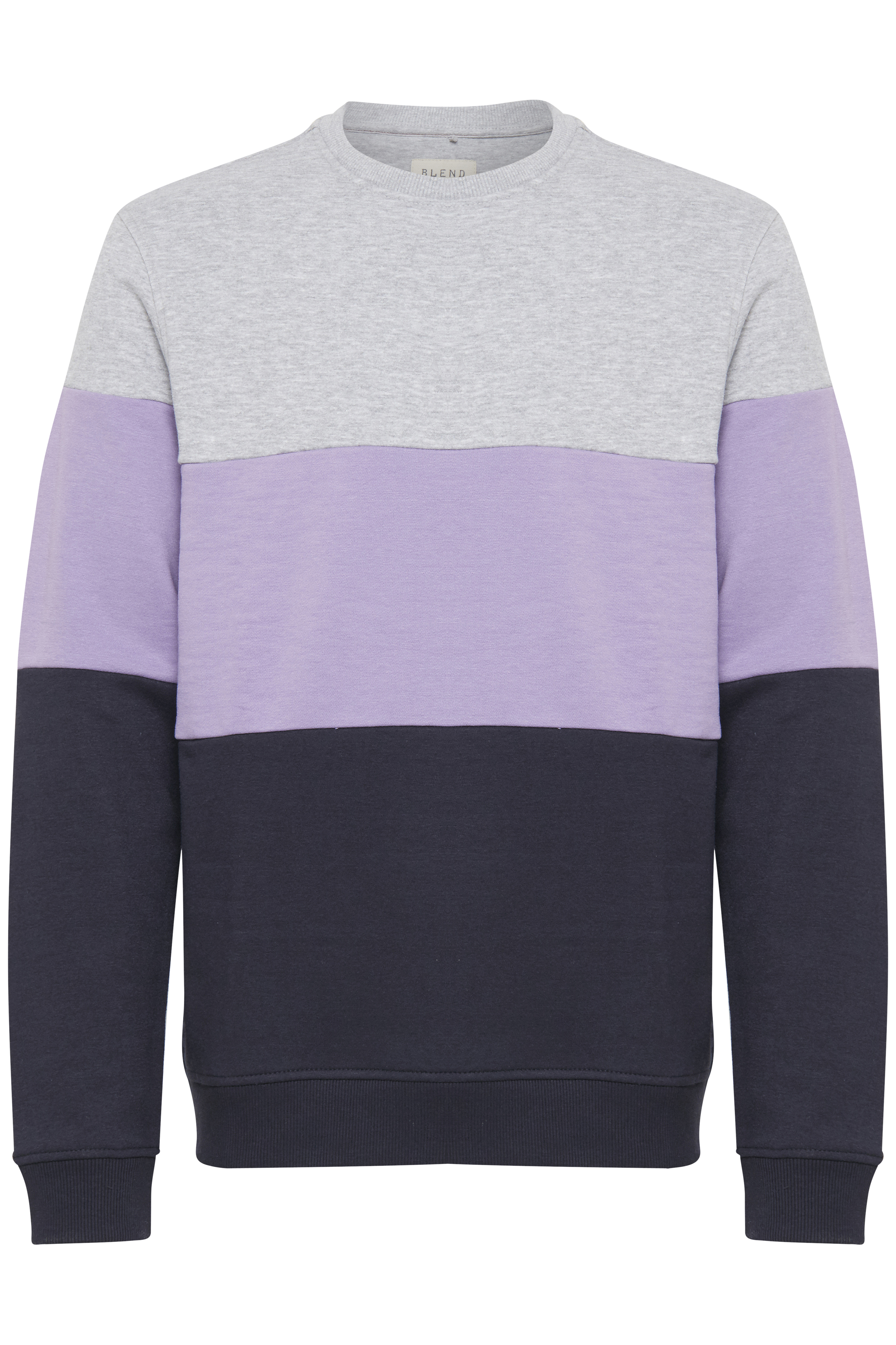Blend He Herre Sweatshirt - Chalk Purple