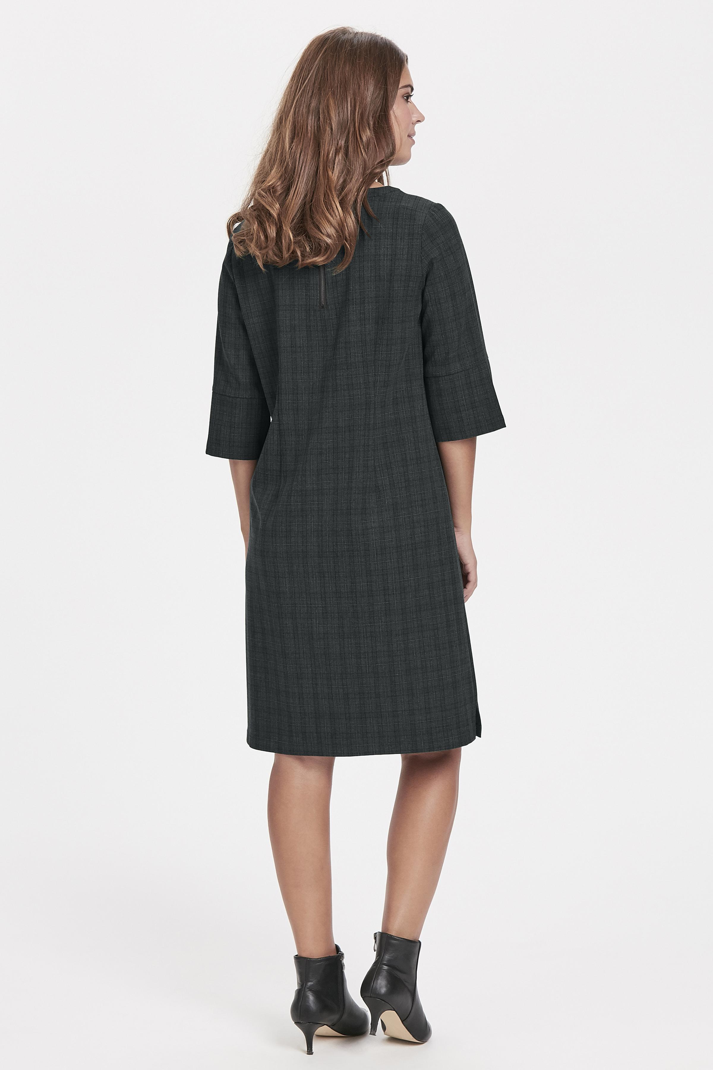 Charcoal Kleid von Bon'A Parte – Shoppen Sie Charcoal Kleid ab Gr. S-2XL hier