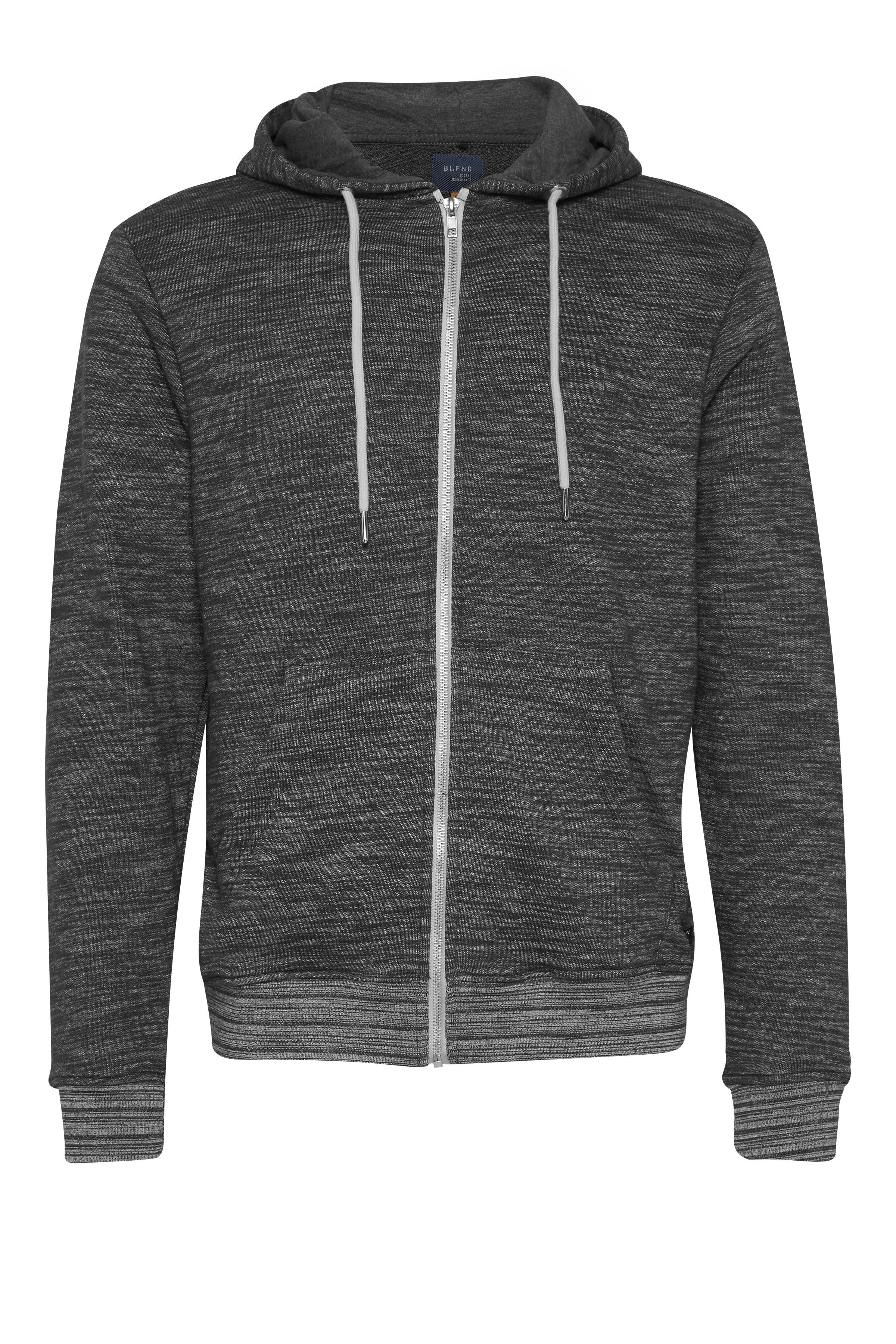 Blend He Herre Sweatshirt - Charcoal