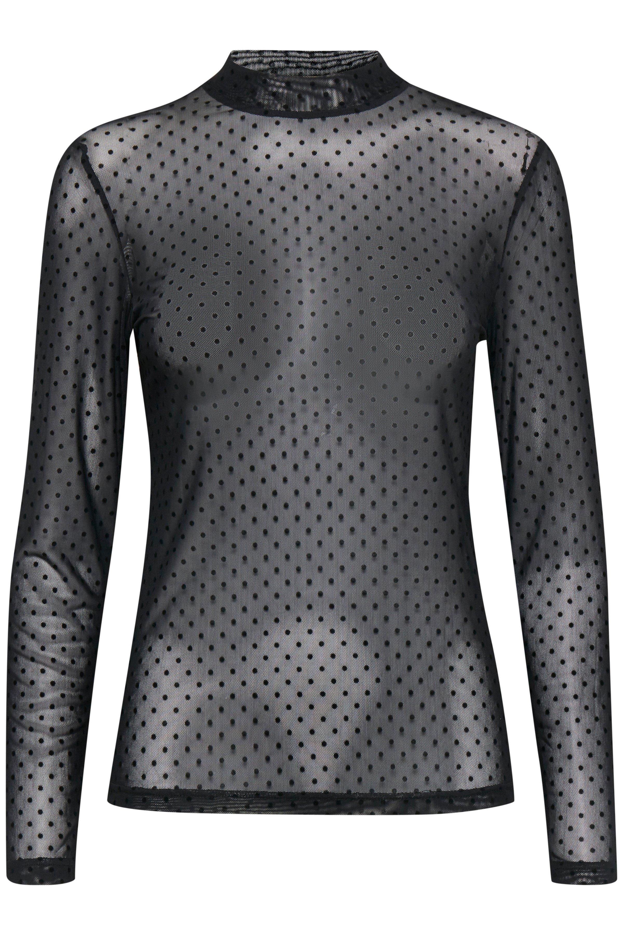 COMBI 1 Langærmet bluse fra b.young – Køb COMBI 1 Langærmet bluse fra str. XS-XXL her