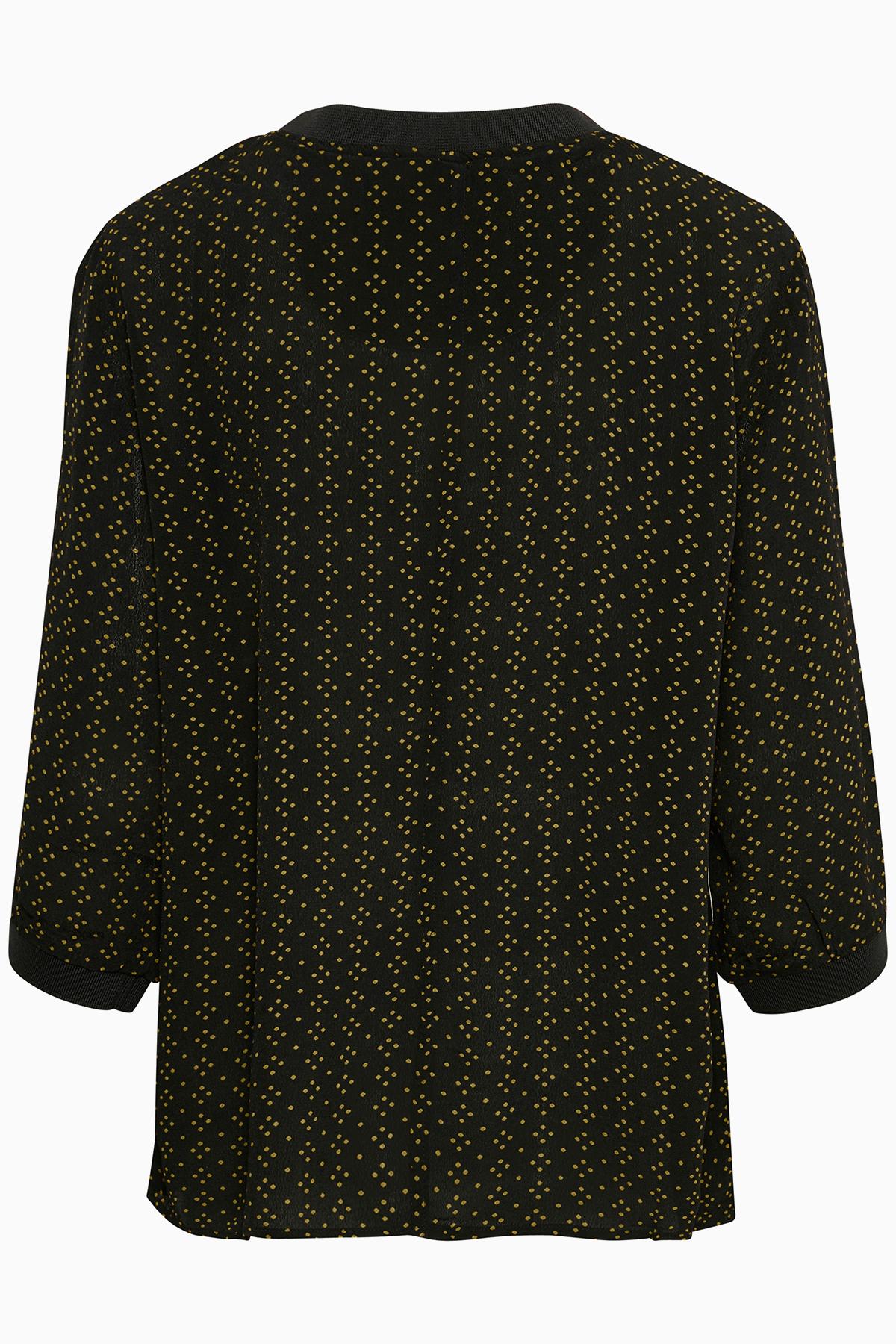 COMBI 3 Langærmet bluse fra b.young – Køb COMBI 3 Langærmet bluse fra str. 34-46 her