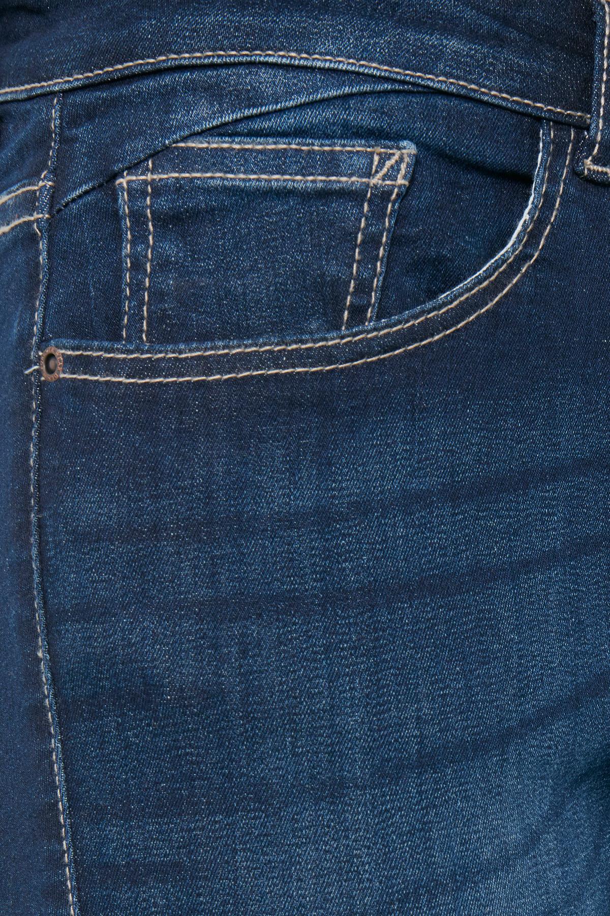 Dark ink Jeans från b.young – Köp Dark ink Jeans från stl. 25-36 här