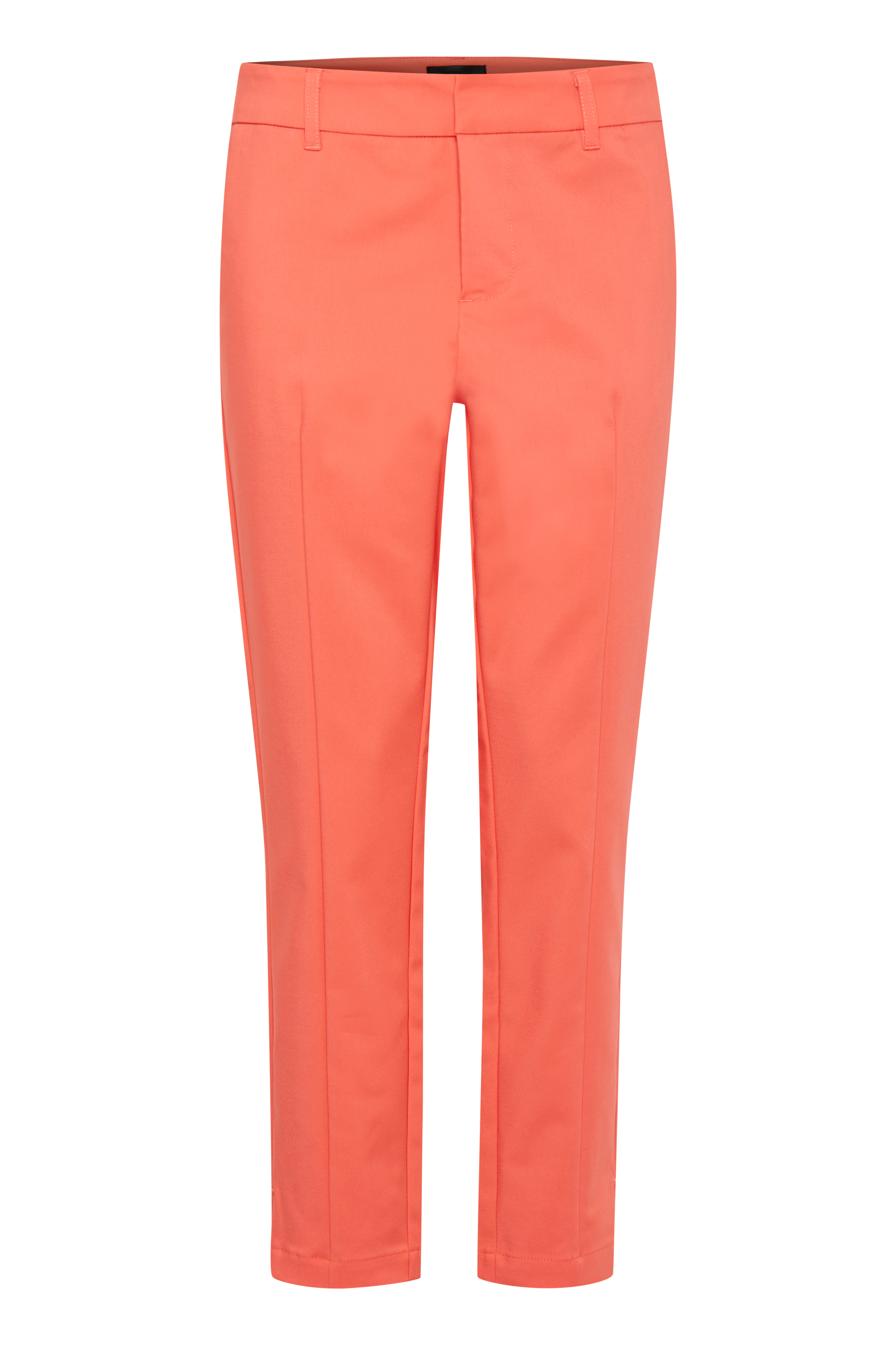Image of Pulz Jeans Dame Bukser - Deep Sea Coral