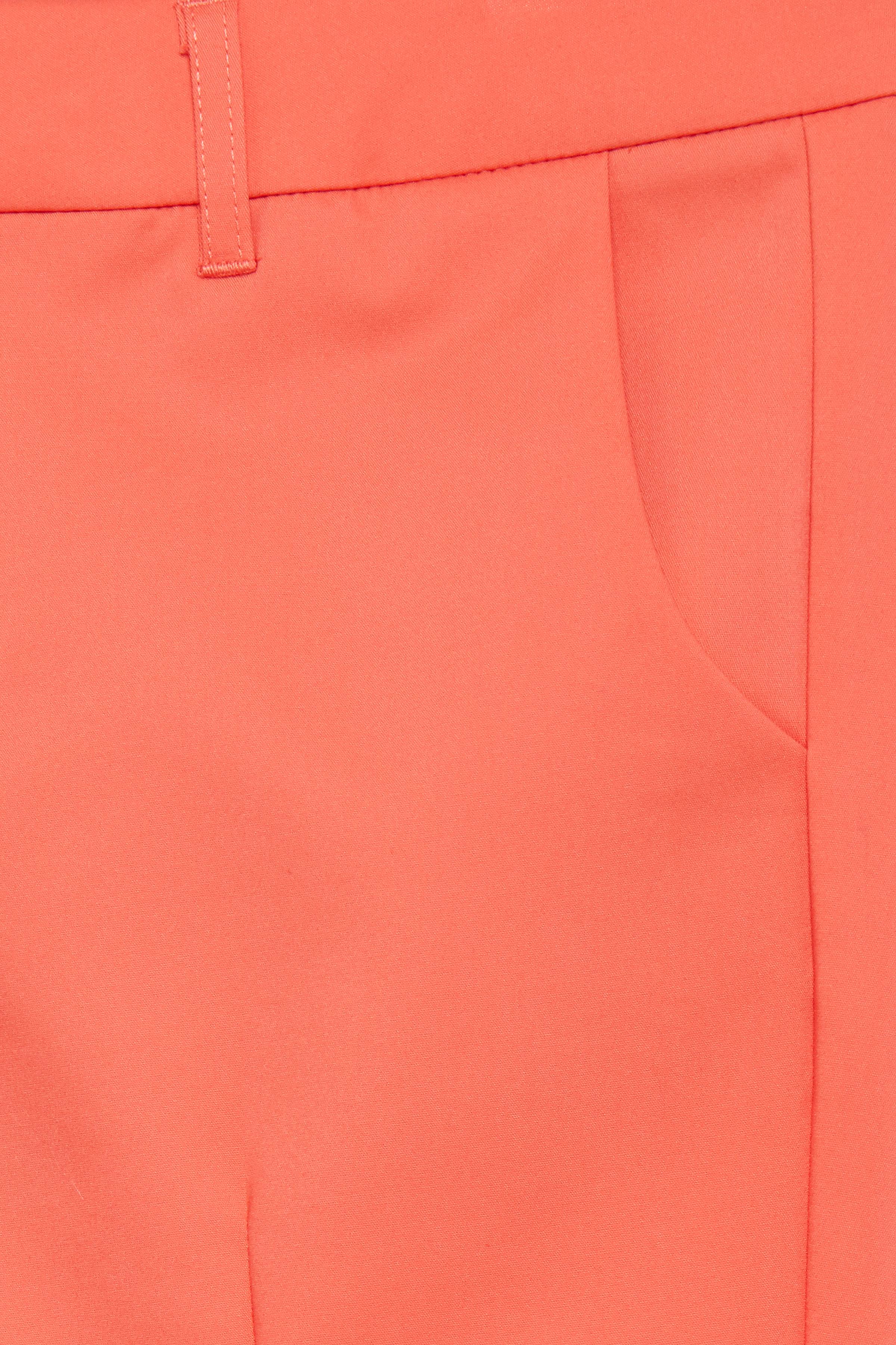 Deep Sea Coral Casual byxor från Pulz Jeans – Köp Deep Sea Coral Casual byxor från stl. 32-46 här