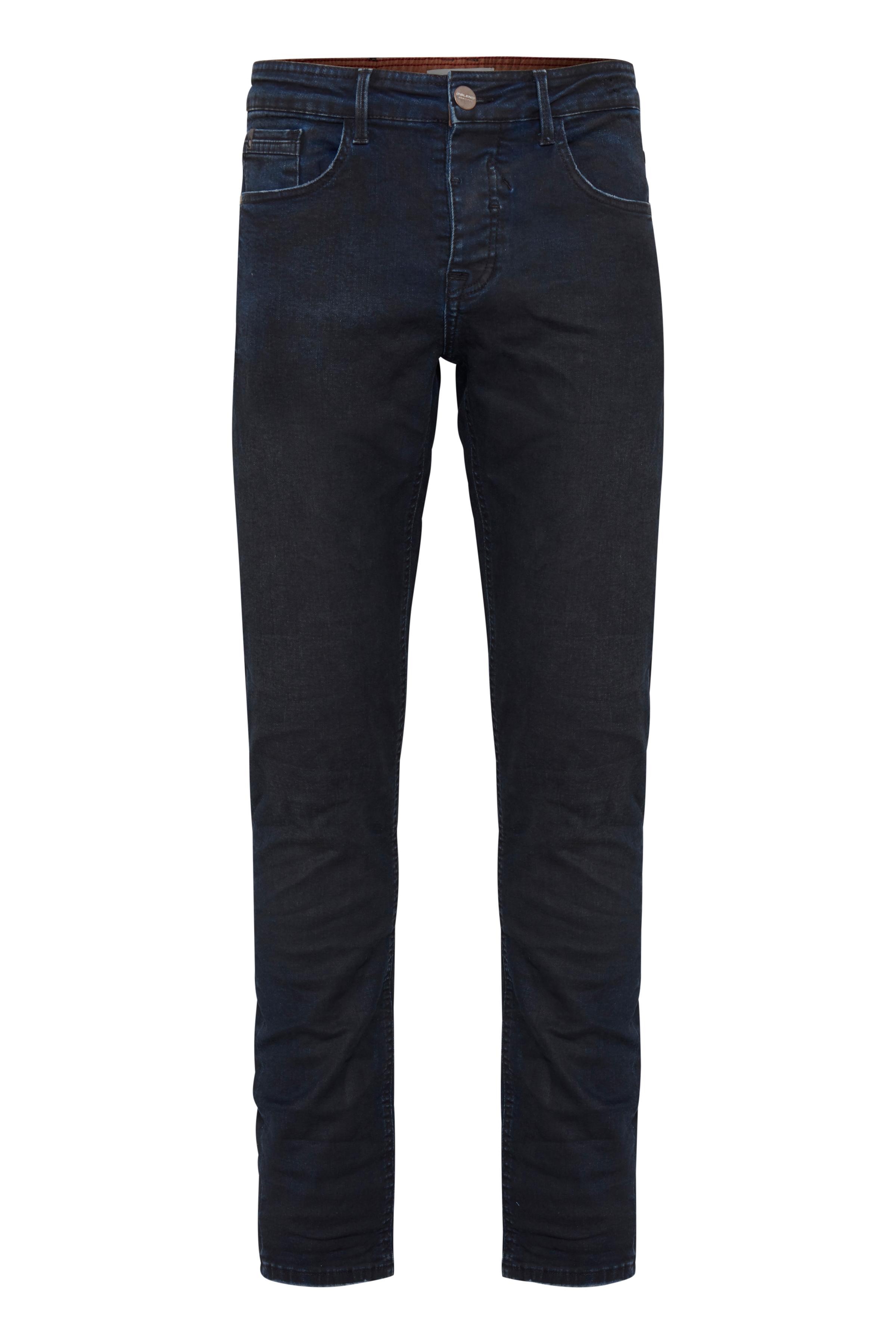 Image of Blend He Herre Jeans - Denim Black Blue