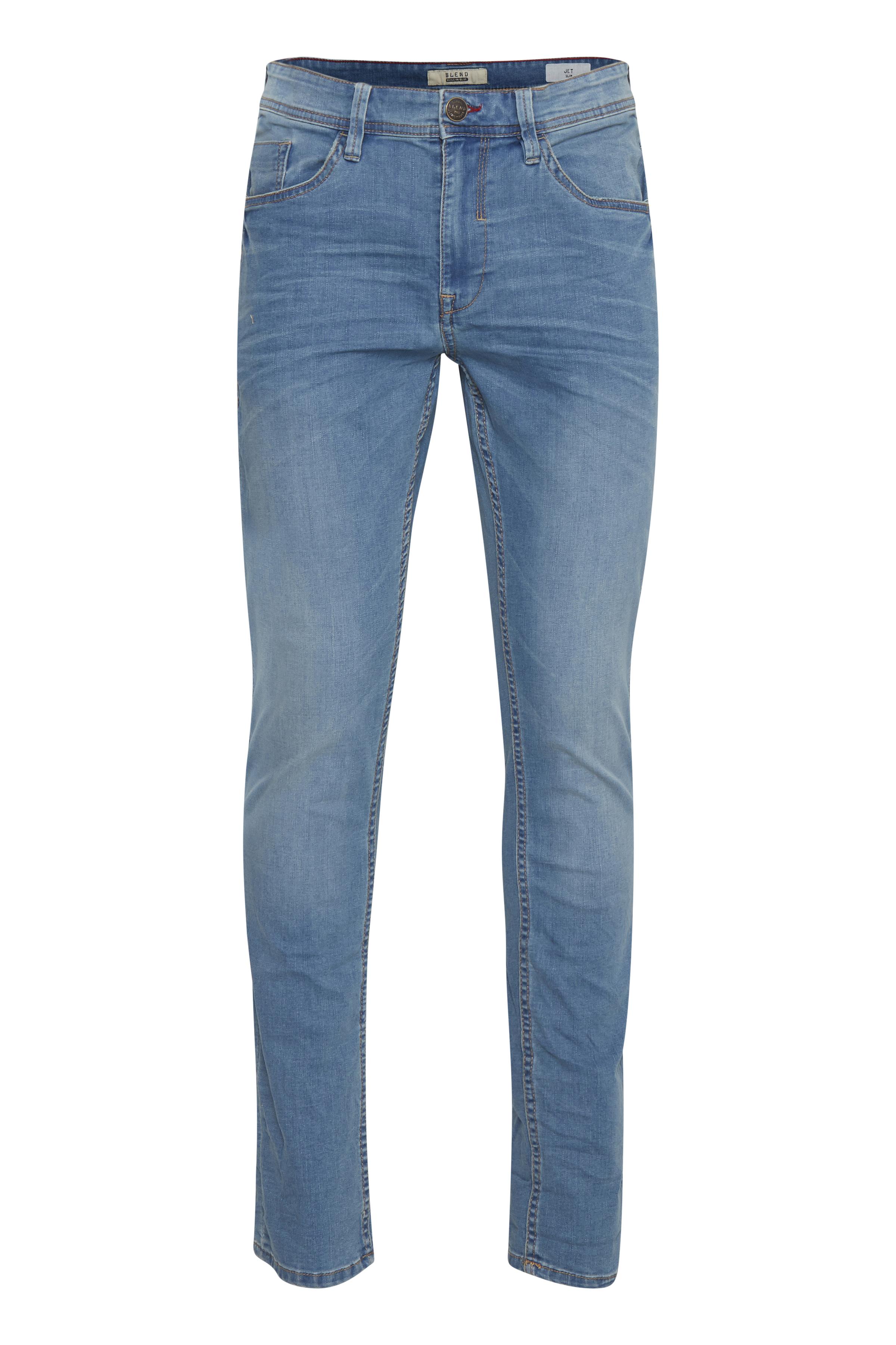 Image of Blend He Herre Jeans - Denim lightblue