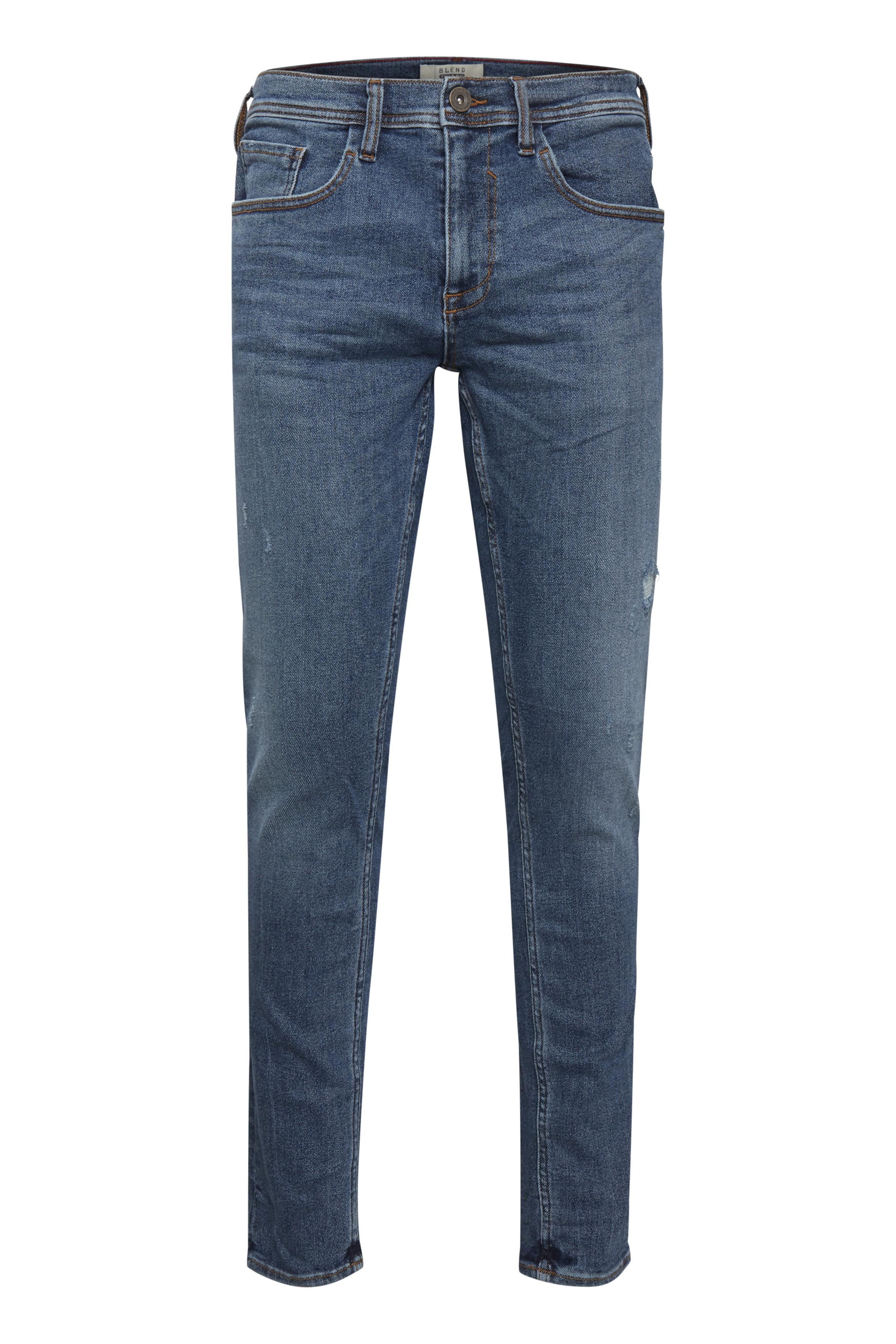 Image of Blend He Herre Jeans - Denim Middleblue