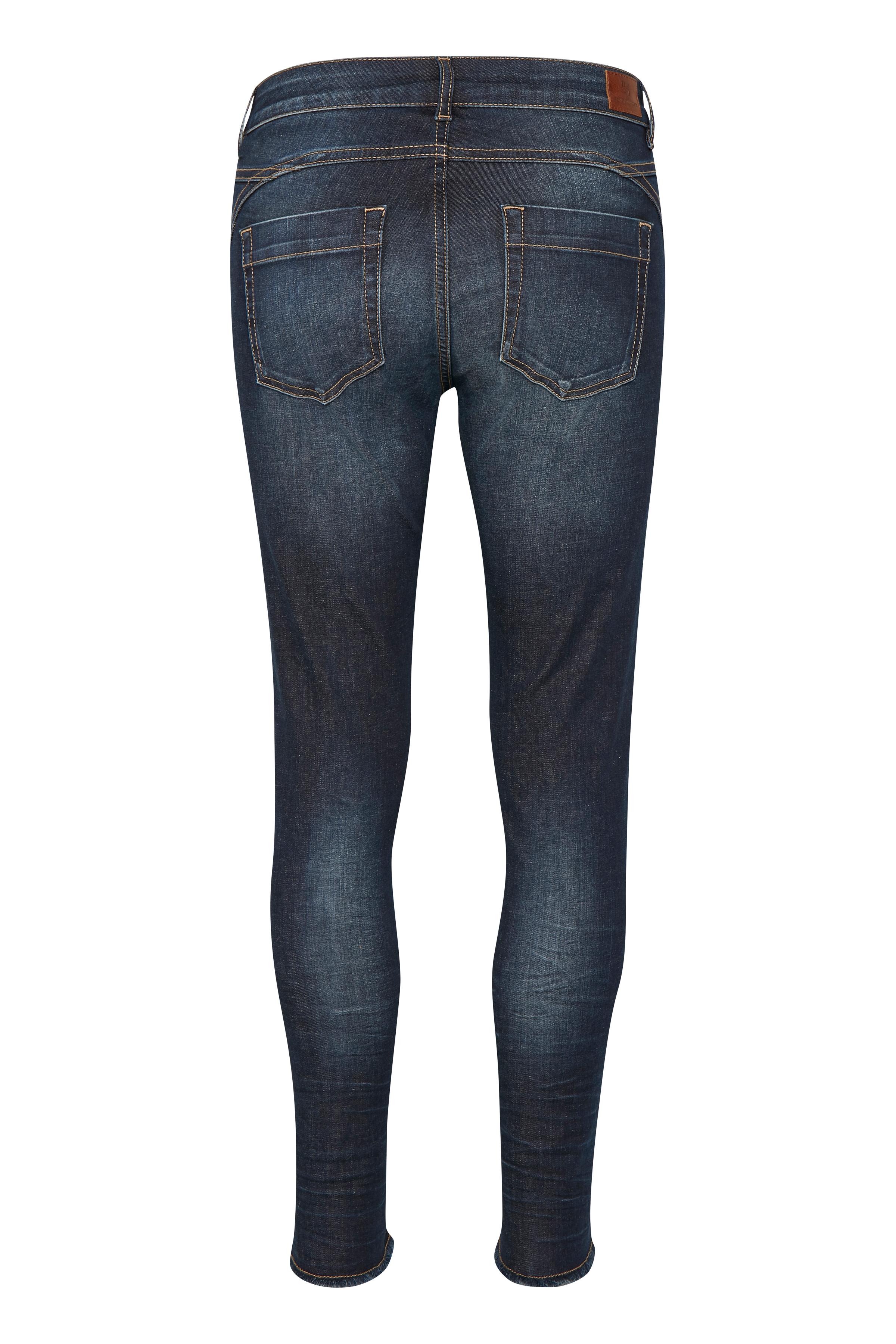Denimblå Jeans fra Denim Hunter – Køb Denimblå Jeans fra str. 25-35 her