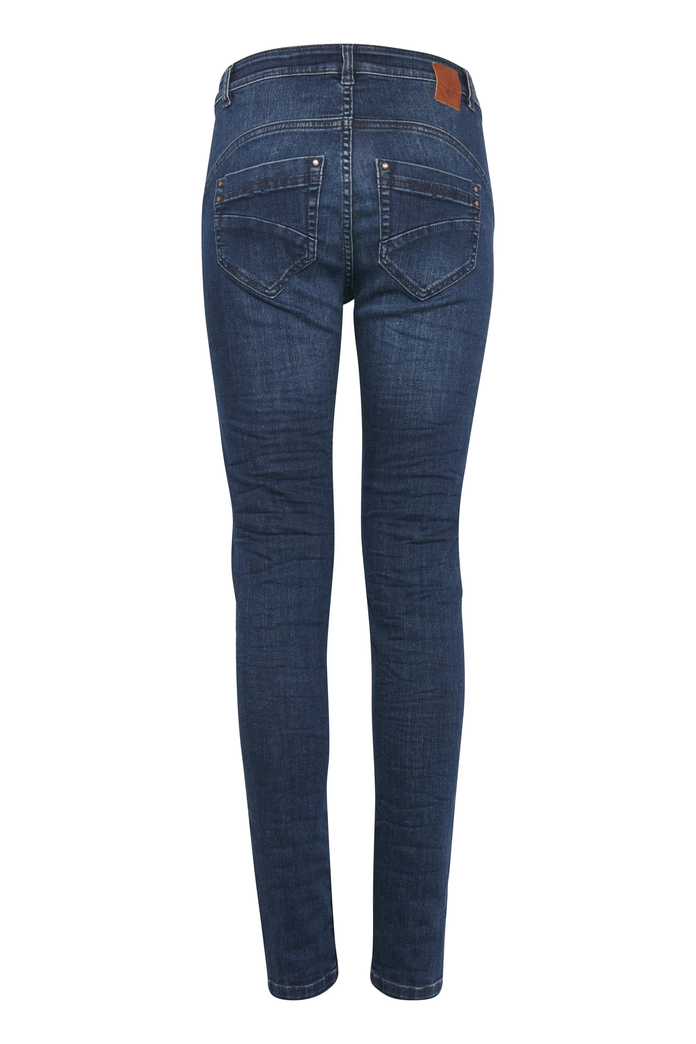 Denimblå Jeans från Dranella – Köp Denimblå Jeans från stl. 32-46 här