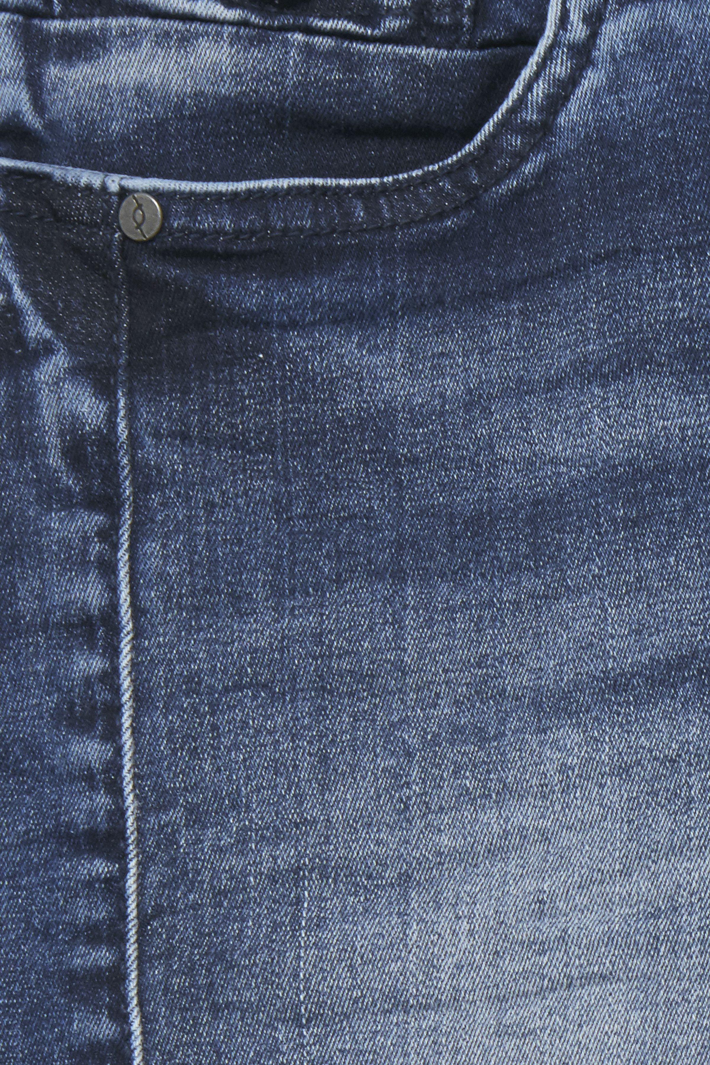 Denimblå Jeans fra Fransa – Køb Denimblå Jeans fra str. 34-46 her