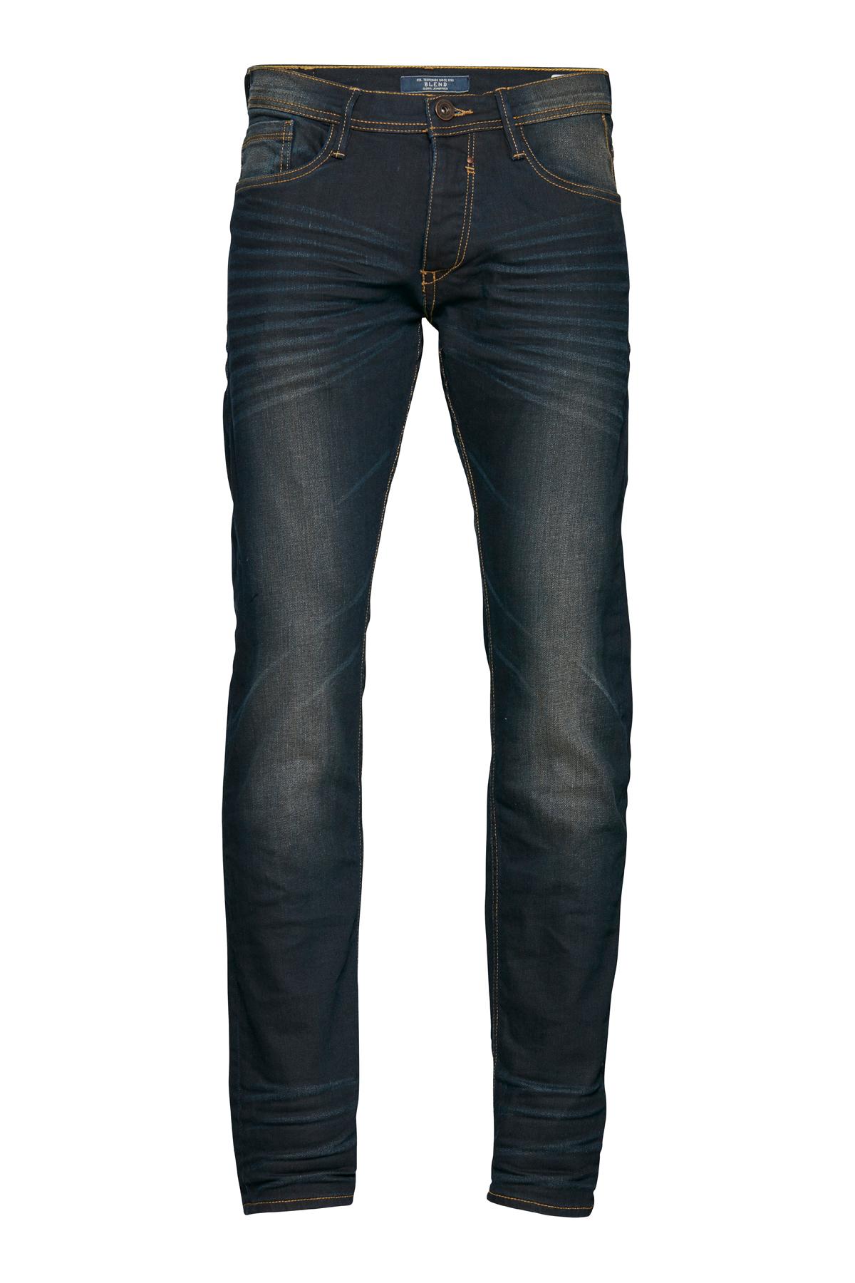 Image of Blend He Herre Jeans - Denimblå