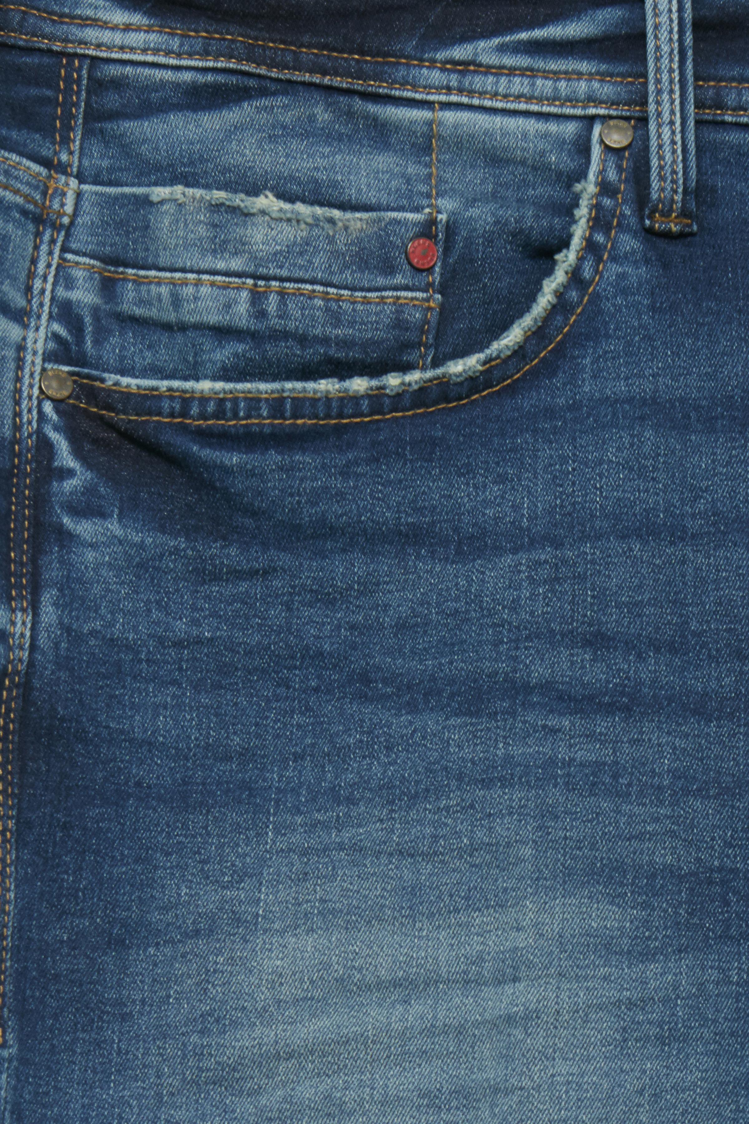 Denimblå Jeans fra Blend He – Køb Denimblå Jeans fra str. 28-40 her