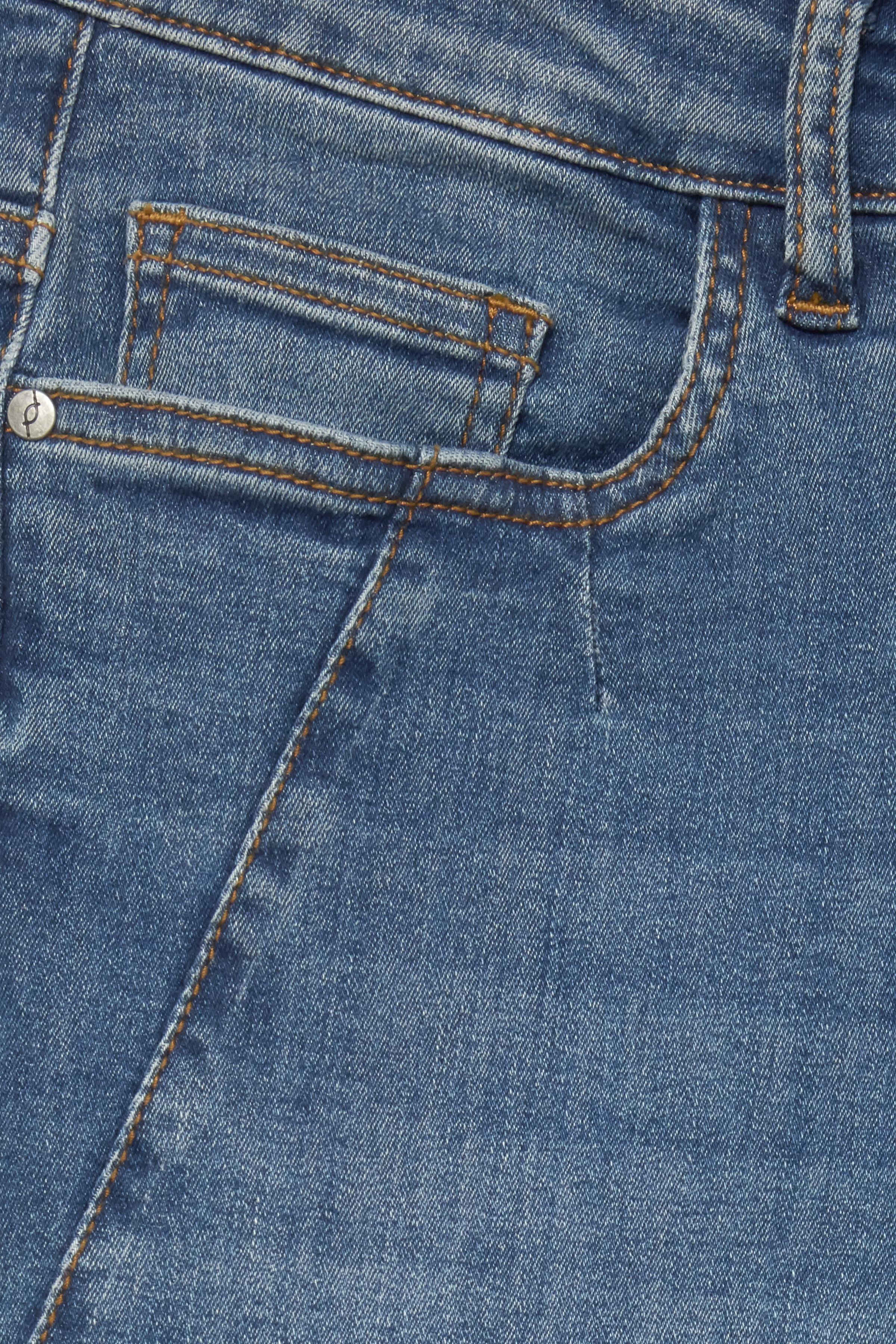Denimblau Denimhose von Fransa – Shoppen Sie Denimblau Denimhose ab Gr. 34-46 hier