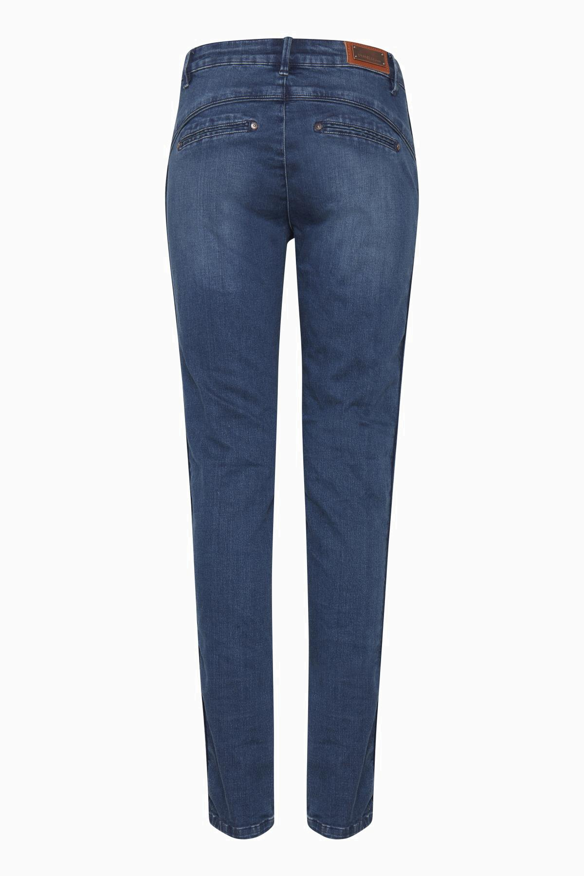 Denimblau Jeans von Dranella – Shoppen Sie Denimblau Jeans ab Gr. 32-46 hier