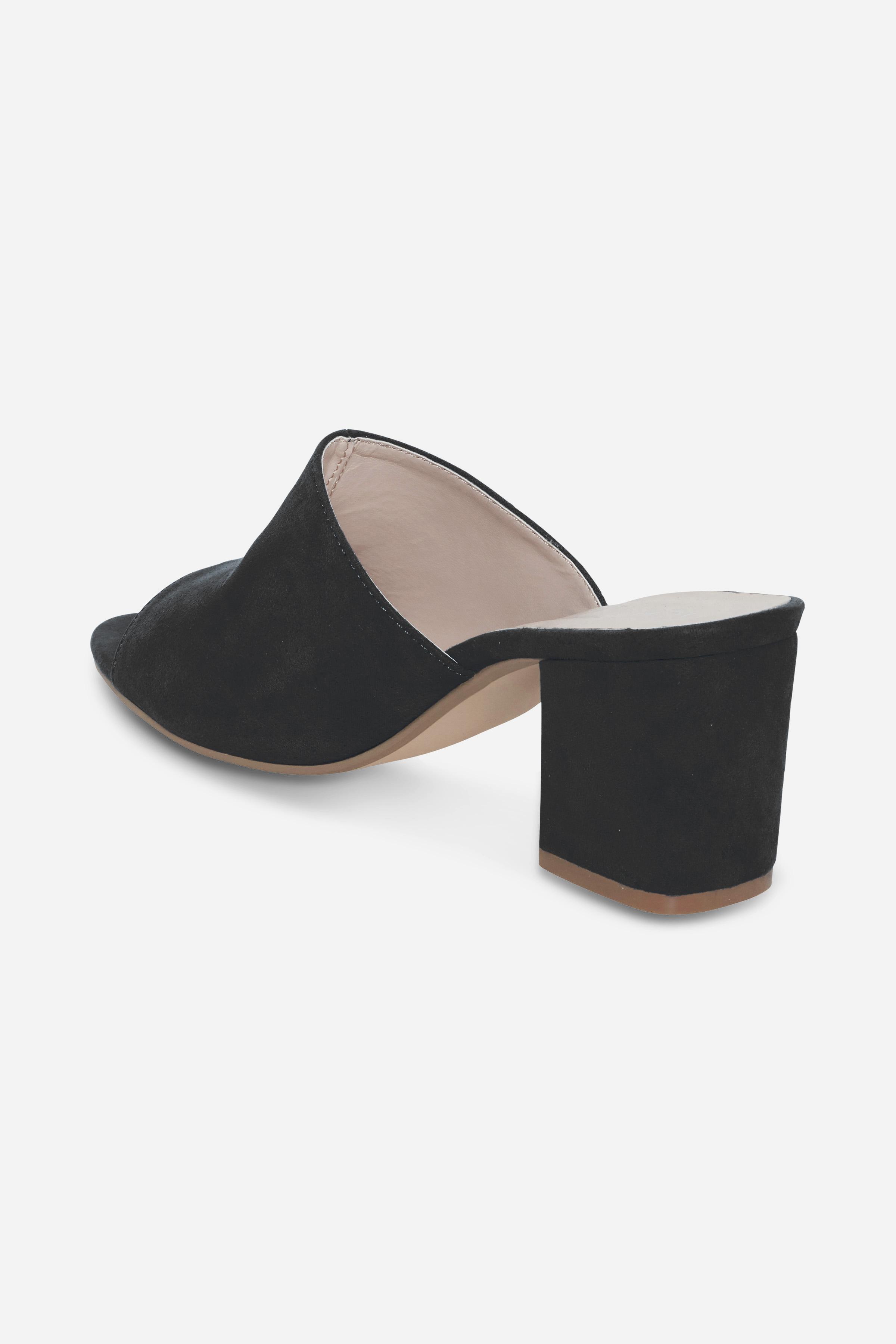 Dimblå Skor från Ichi - accessories – Köp Dimblå Skor från stl. 36-41 här