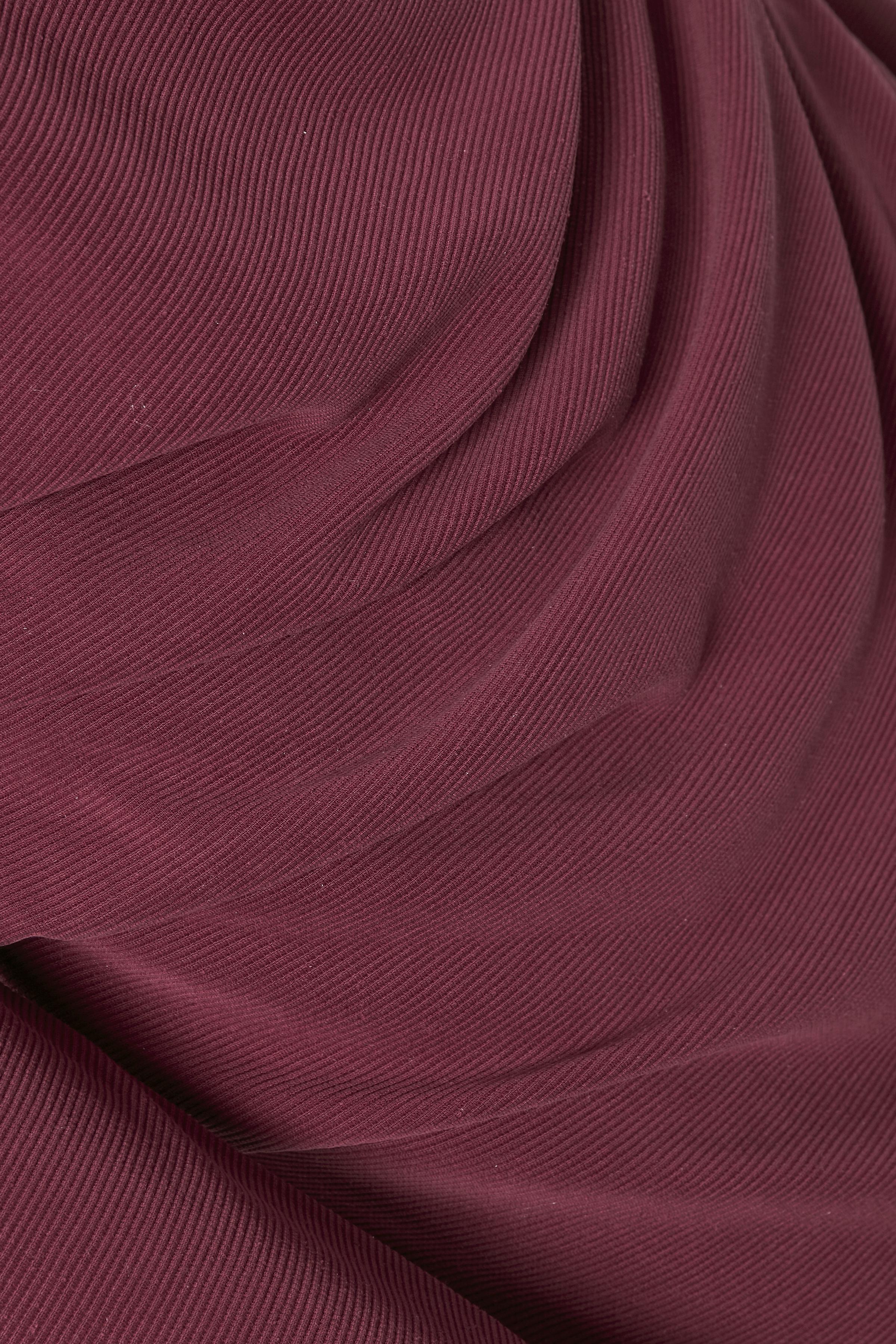 Donker bordeaux Gebreide jurk van Kaffe – Door Donker bordeaux Gebreide jurk van maat. XS-XXL hier