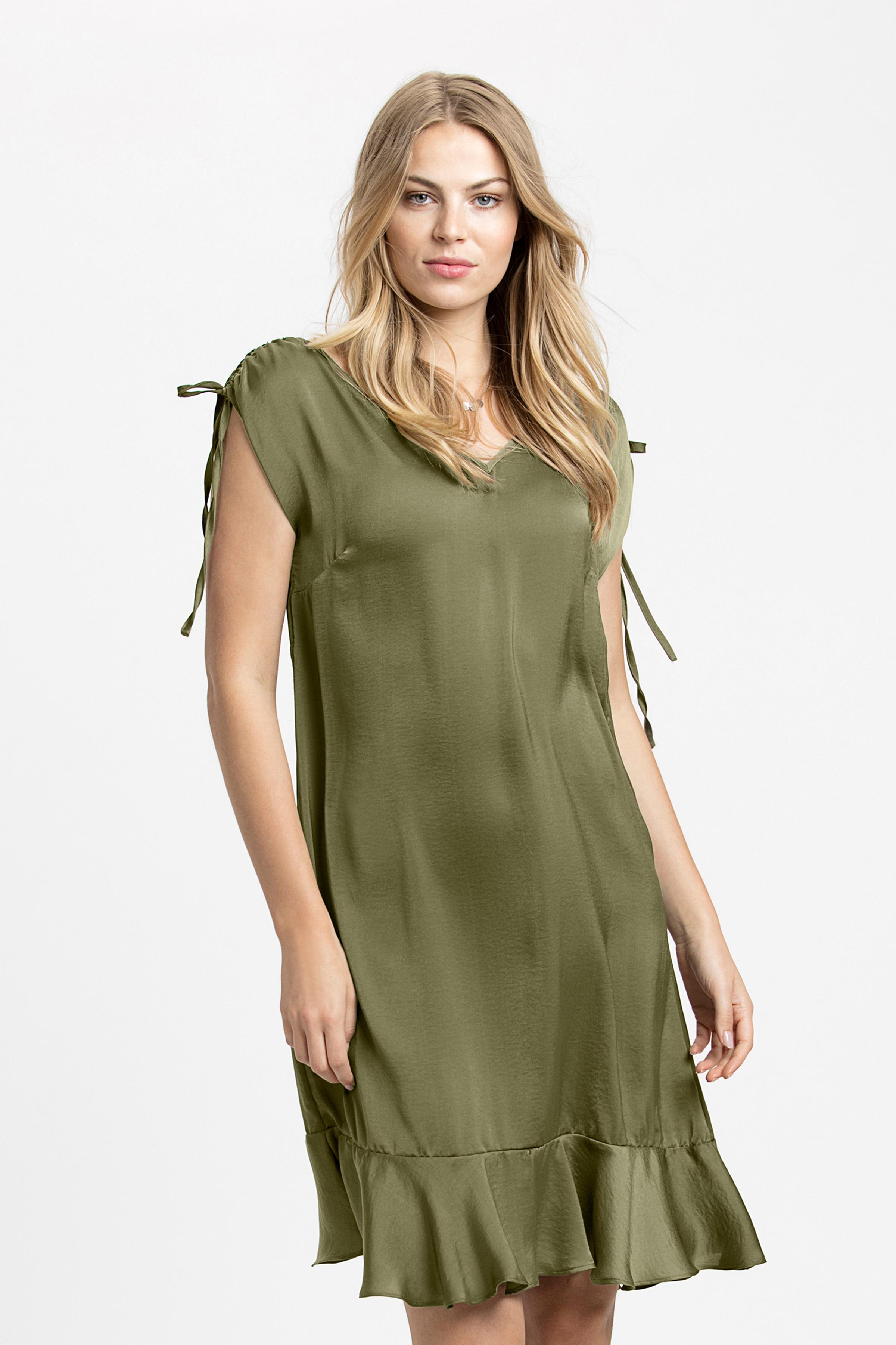 Dunkel armygrün