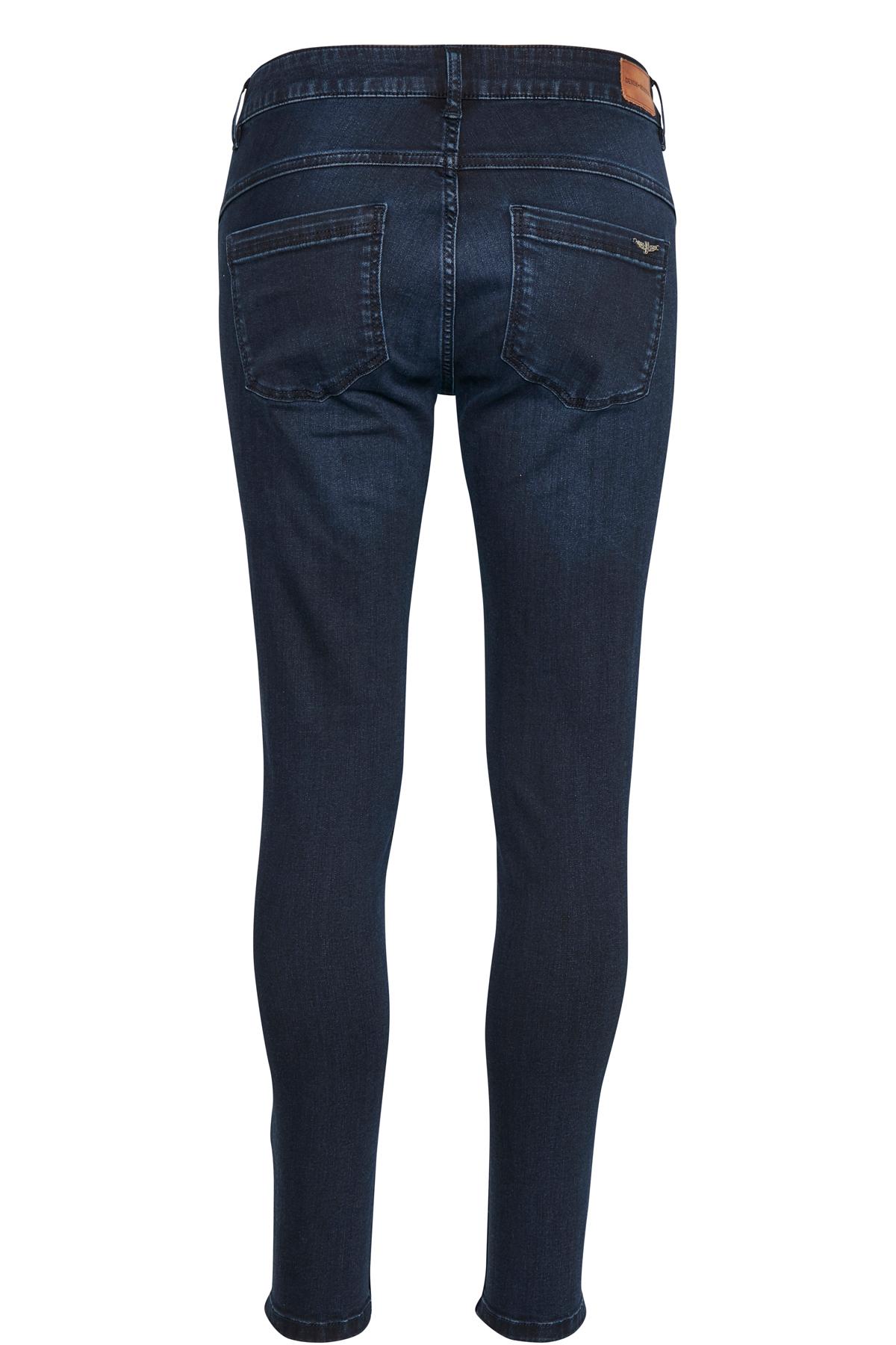 Dunkel denimblau Jeans von Denim Hunter – Shoppen Sie Dunkel denimblau Jeans ab Gr. 24-35 hier