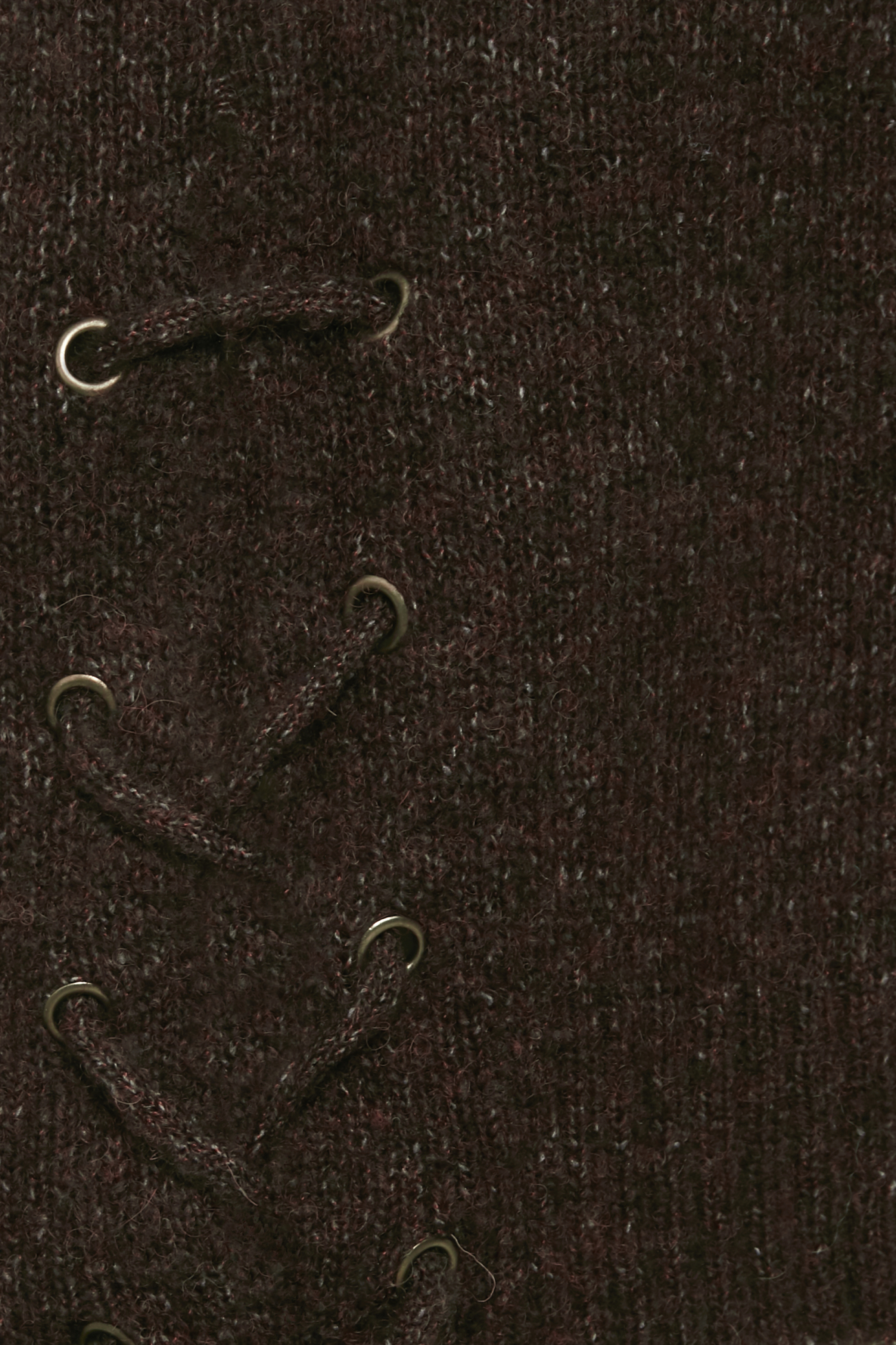Dunkelbraun Strickpullover von Bon'A Parte – Shoppen Sie Dunkelbraun Strickpullover ab Gr. S-2XL hier