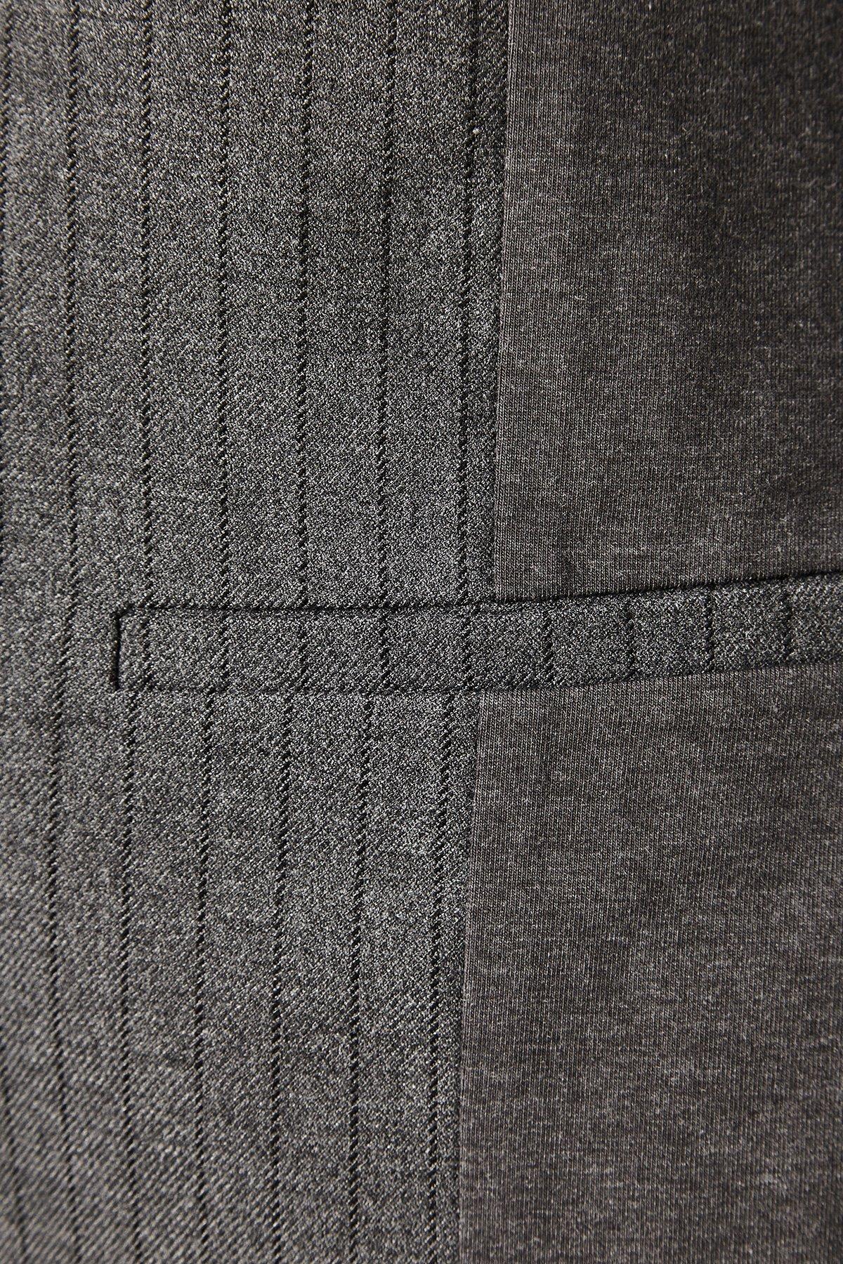 Dunkelgrau meliert/schwarz Blazer von Kaffe – Shoppen Sie Dunkelgrau meliert/schwarz Blazer ab Gr. 34-46 hier