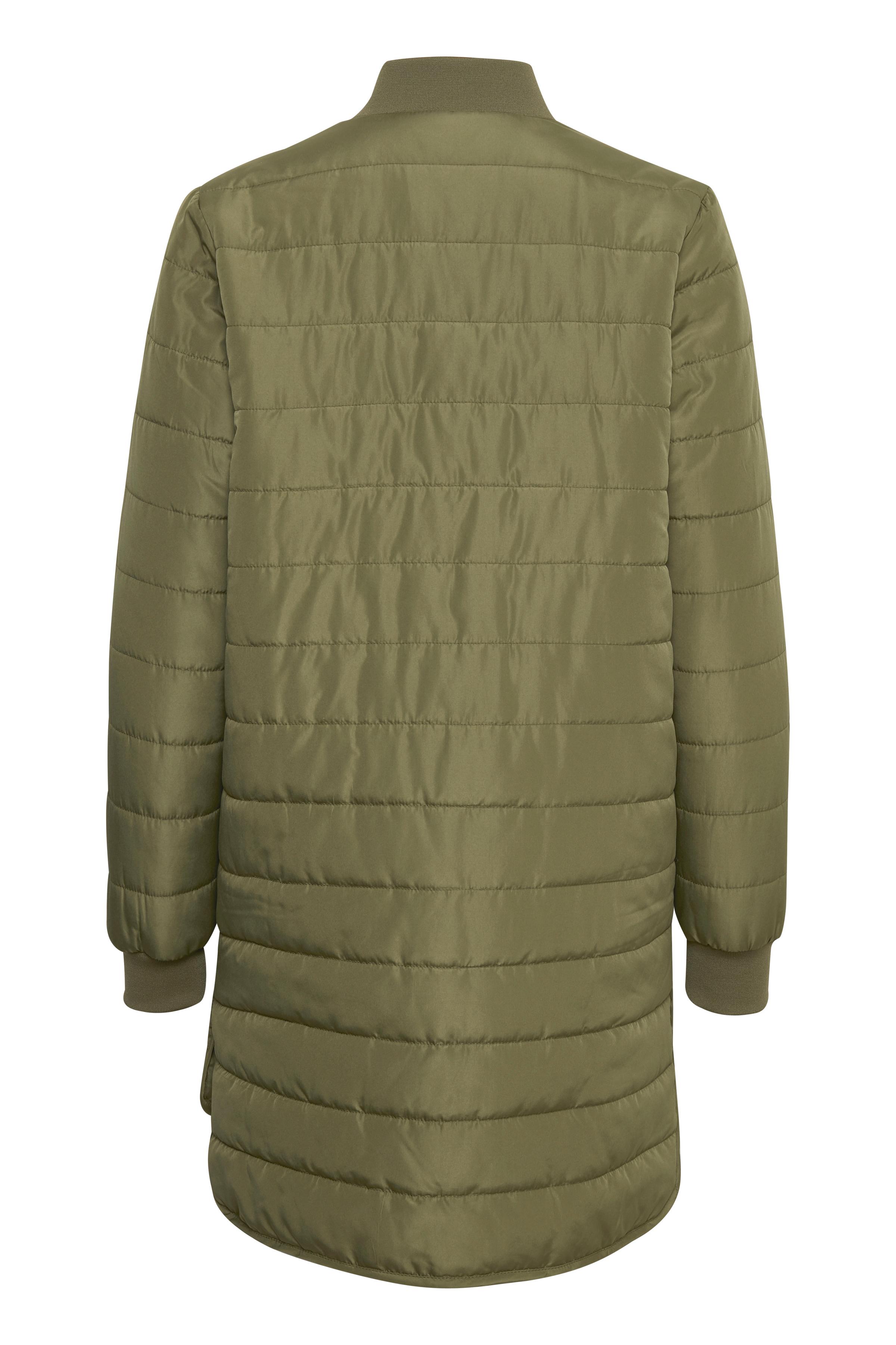 Dunkelgrün Mantel von Bon'A Parte – Shoppen Sie Dunkelgrün Mantel ab Gr. S-2XL hier