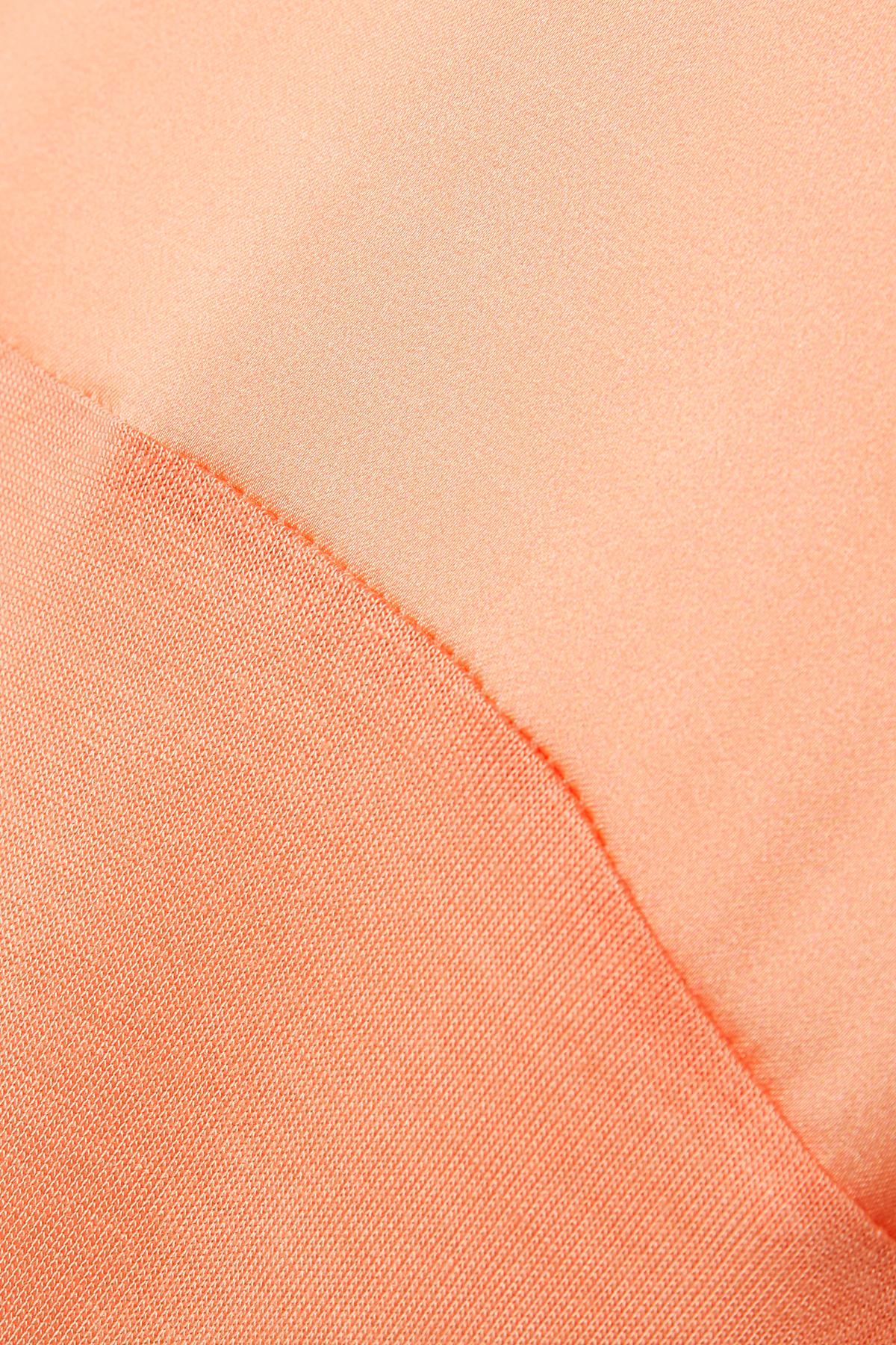 Dunkelpuder Kurzarm-Bluse von Bon'A Parte – Shoppen Sie Dunkelpuder Kurzarm-Bluse ab Gr. S-2XL hier
