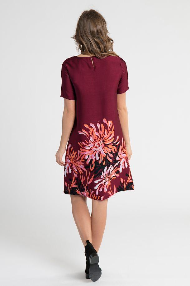 Dunkelrot Kleid Von Bon A Parte Shoppen Sie Dunkelrot Kleid Ab Gr S 2xl Hier