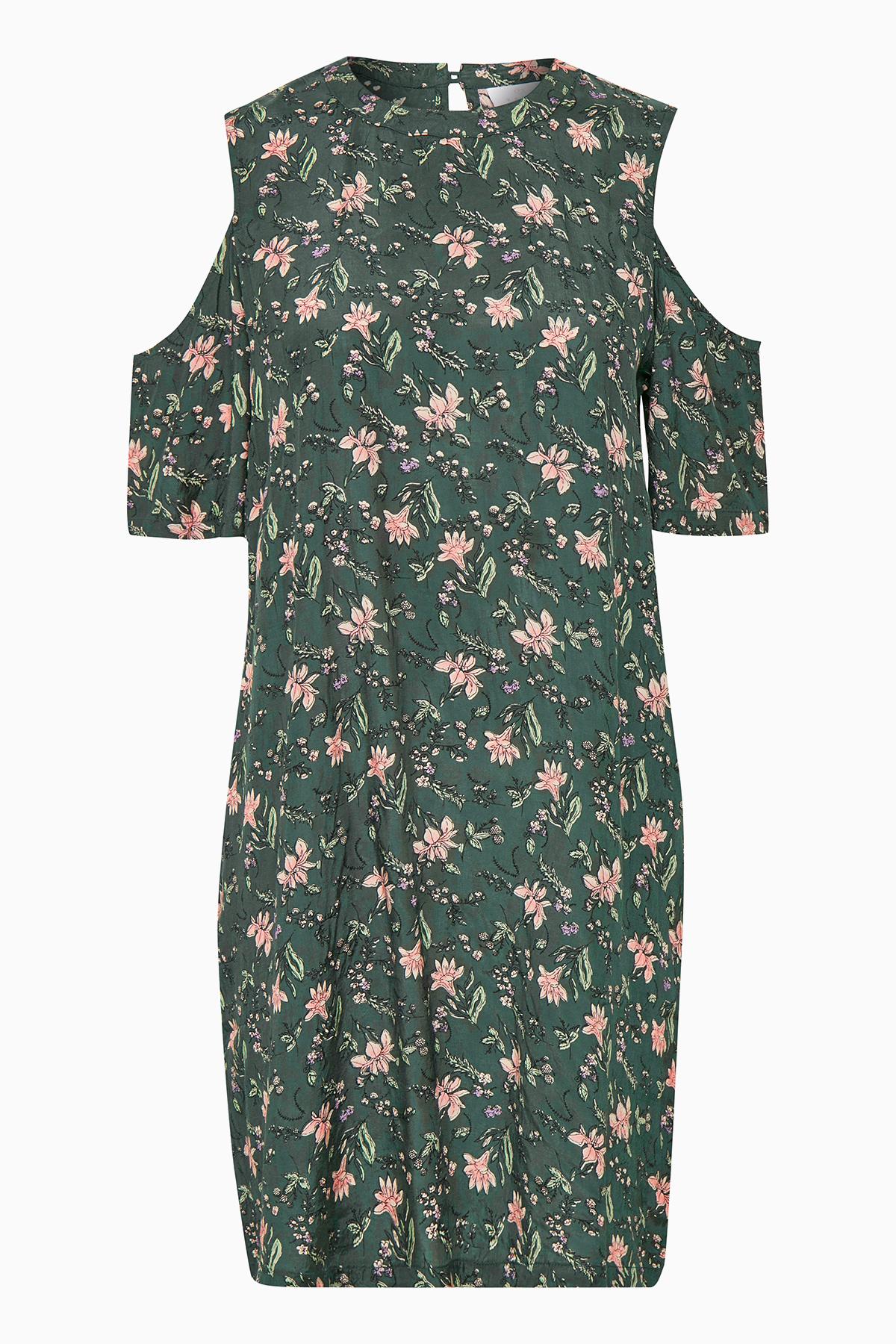 Flaschengrün Kleid von Kaffe – Shoppen SieFlaschengrün Kleid ab Gr. 34-46 hier