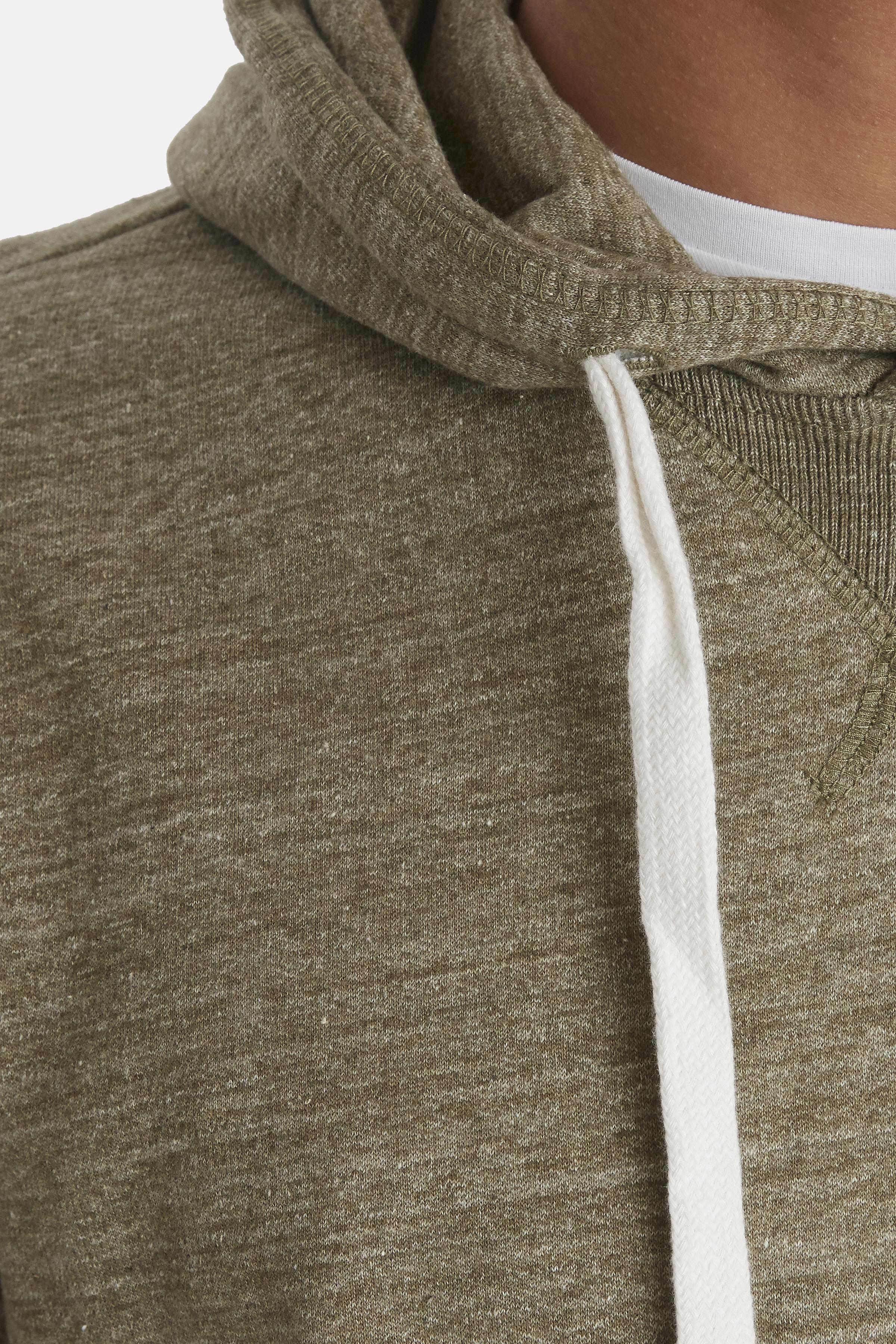 Forest Night Green Hættetrøje fra Blend He – Køb Forest Night Green Hættetrøje fra str. S-3XL her