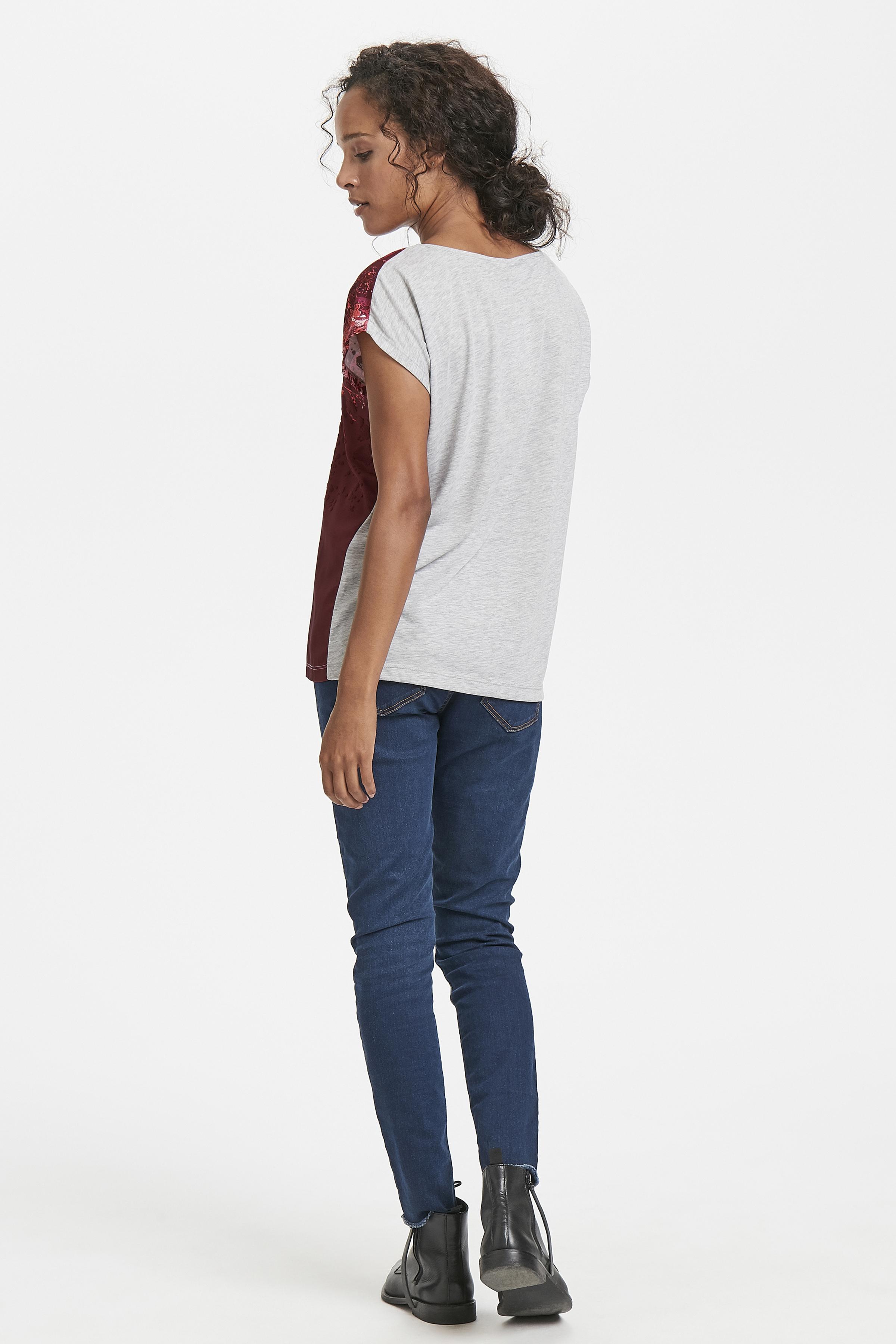 Gebranntes rot Kurzarm T-Shirt von Cream – Shoppen Sie Gebranntes rot Kurzarm T-Shirt ab Gr. XS-XXL hier