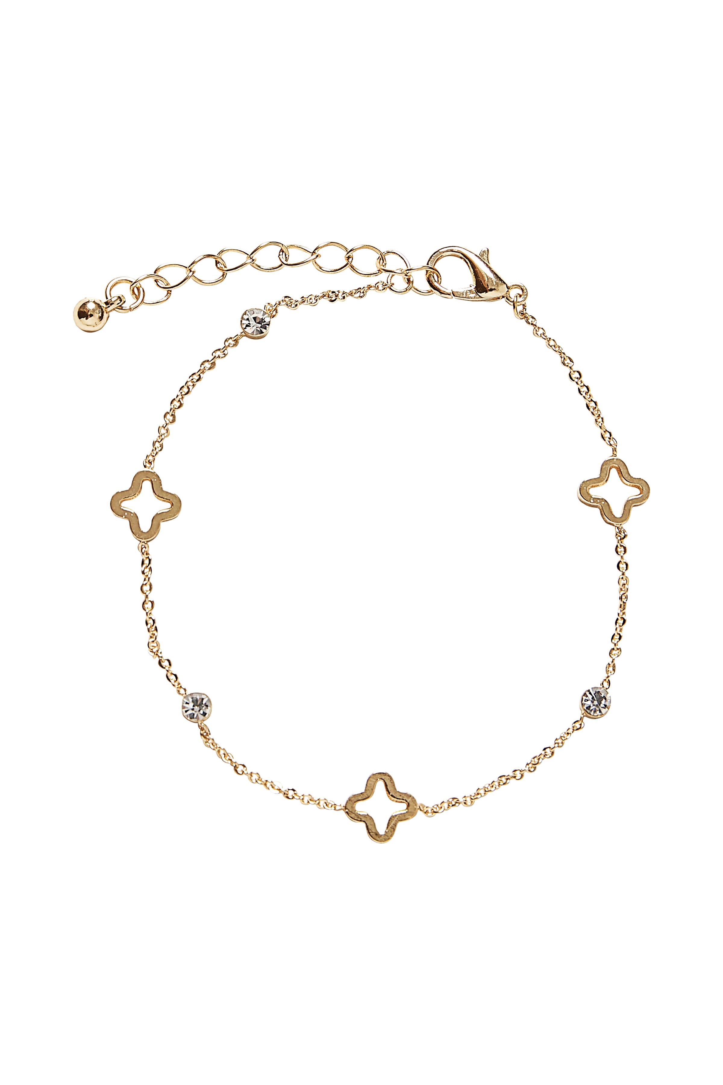 Gold Armband  von Fransa – Shoppen Sie Gold Armband  ab Gr. ONE hier