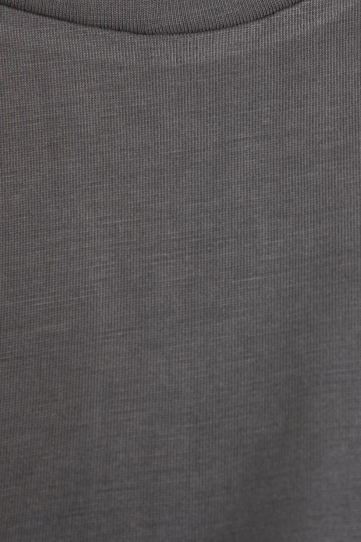 Grå Kortærmet T-shirt fra Culture – Køb Grå Kortærmet T-shirt fra str. XS-XXL her